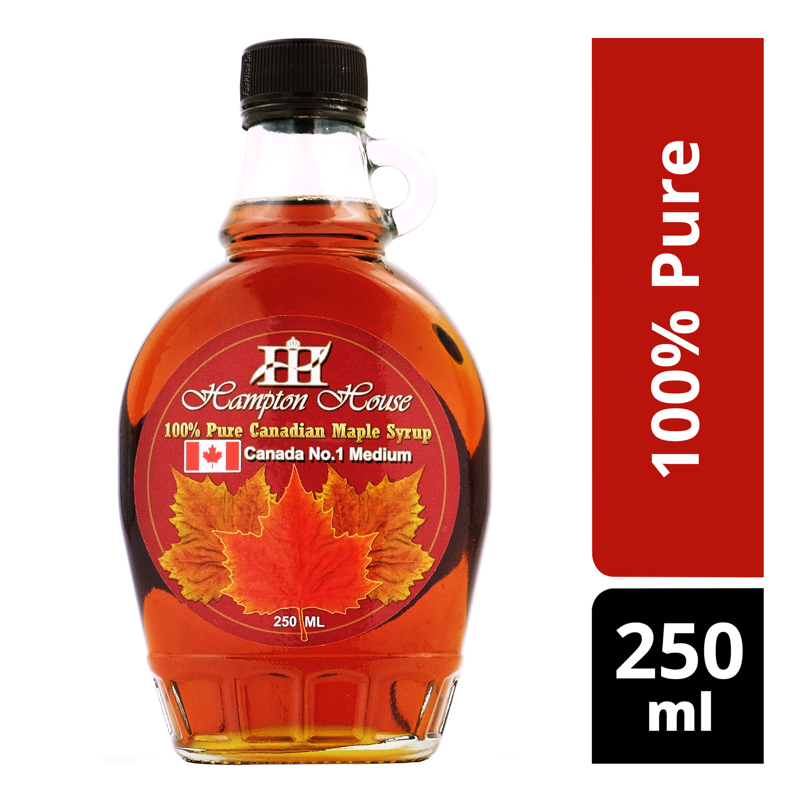 Hampton House 100% Pure Canadian Maple Syrup