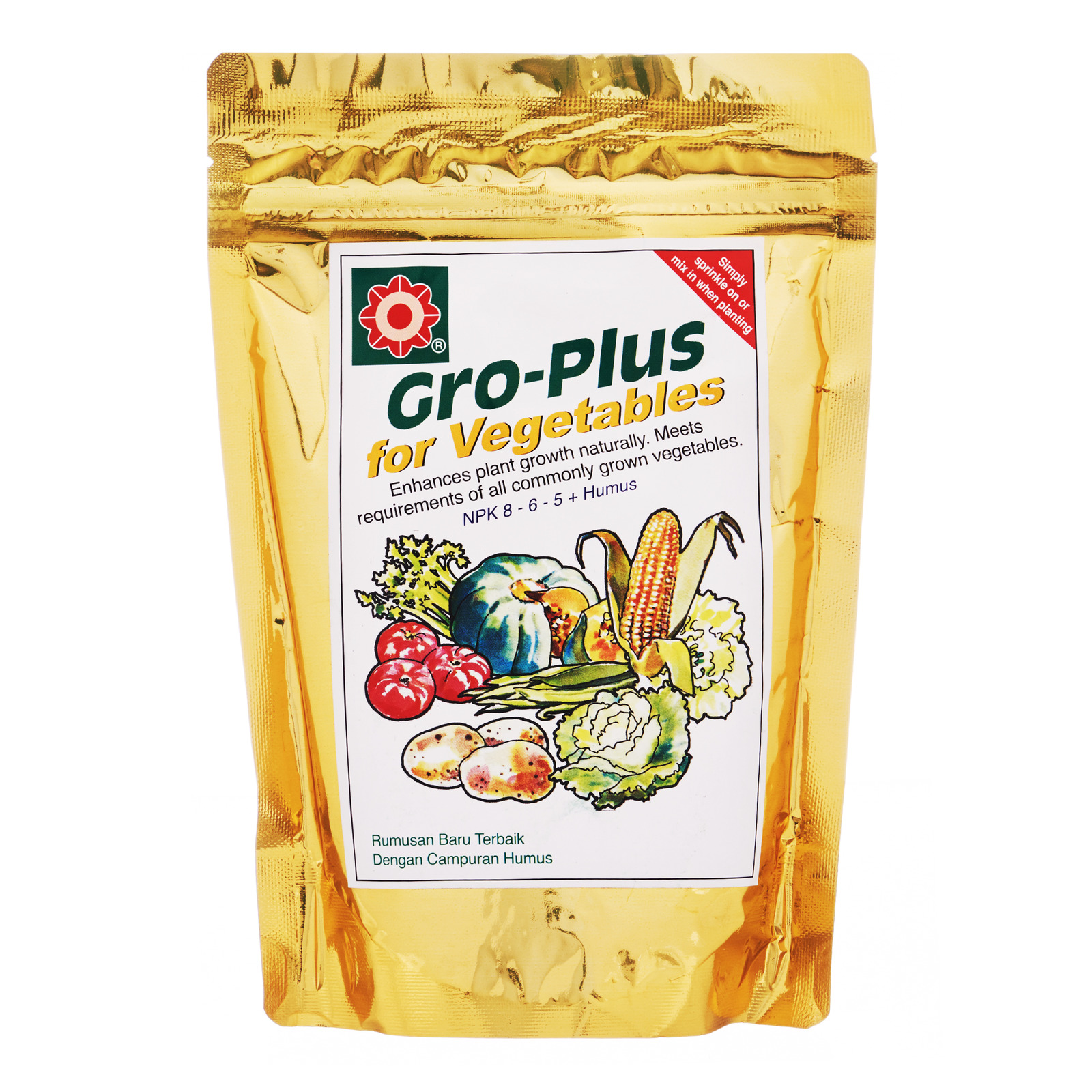Horti Gro-Plus for Vegetables