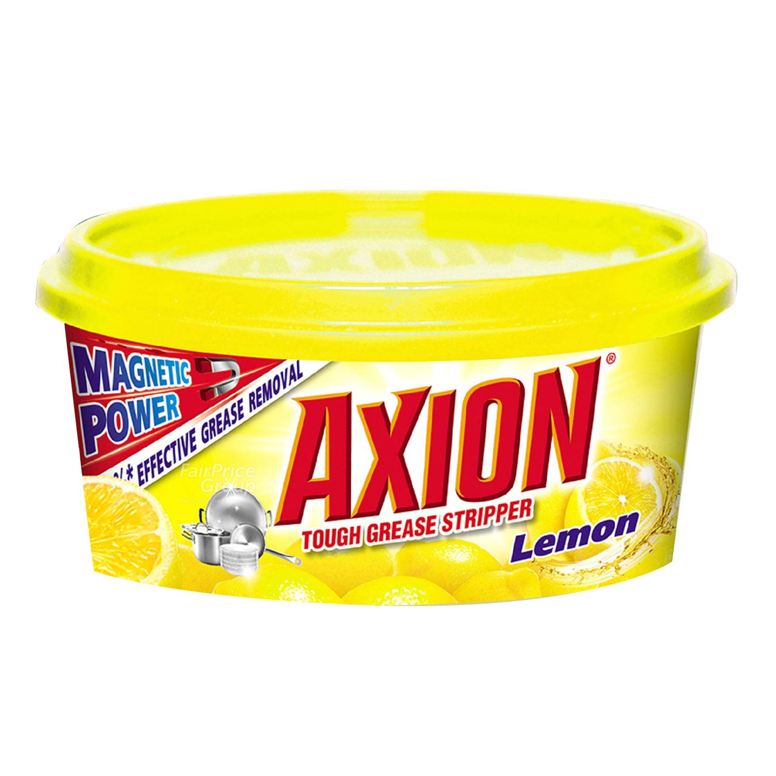 Axion Dishwashing Paste - Lemon