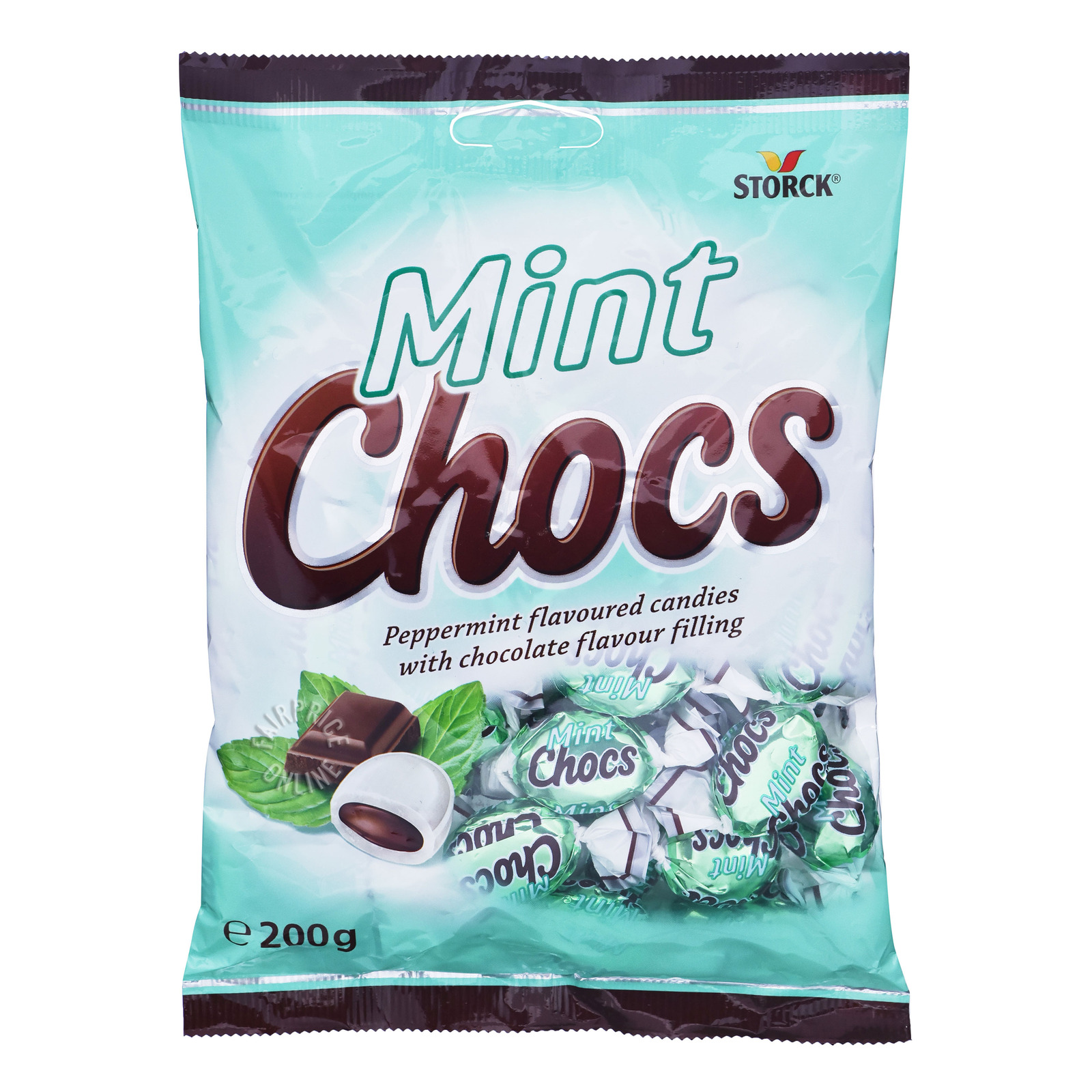 Storck Mint Chocos Candies