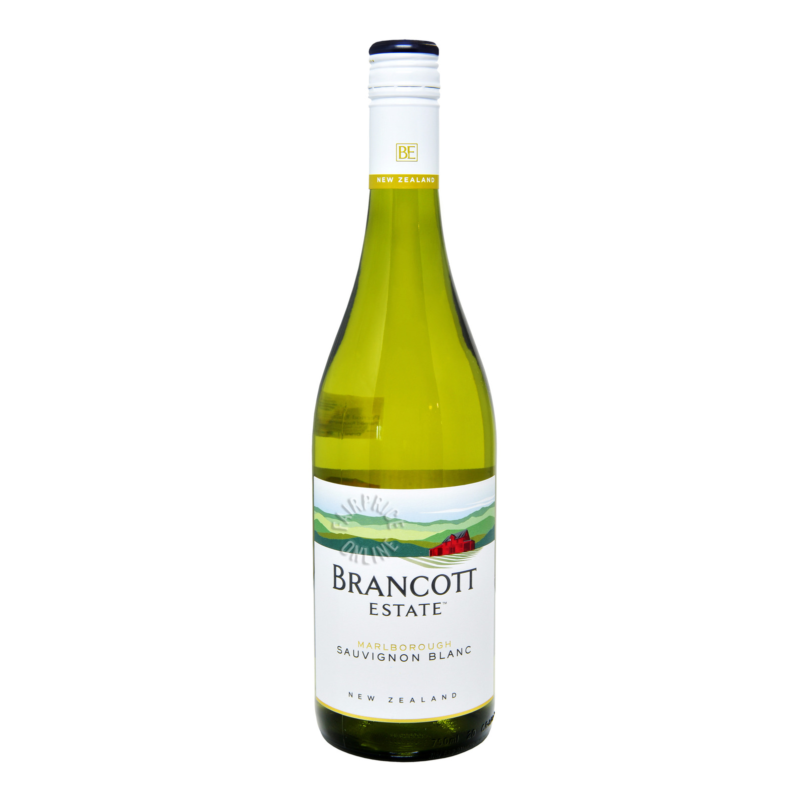 Brancott Estate White Wine - Marlborough Sauvignon Blanc