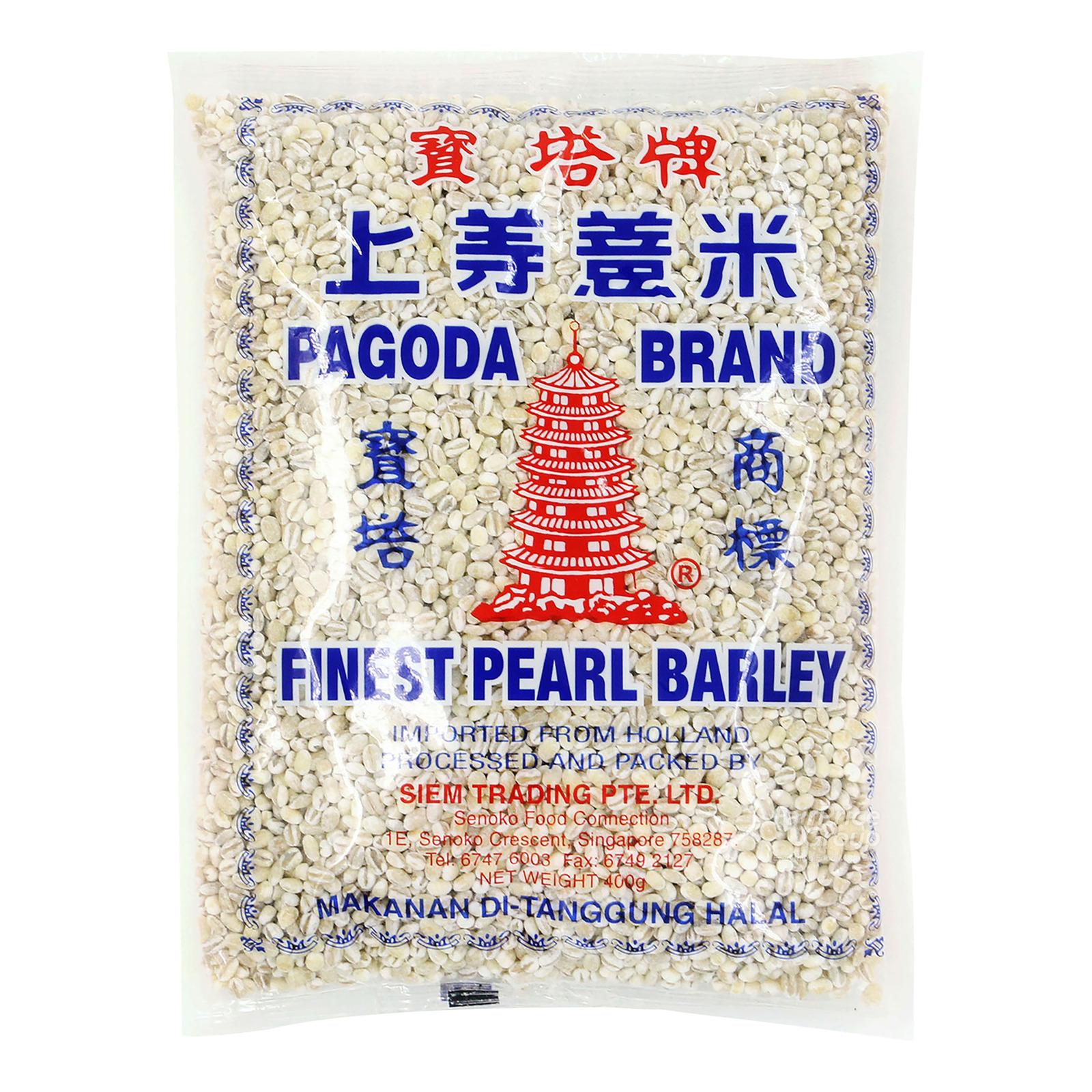 Pagoda Finest Pearl Barley