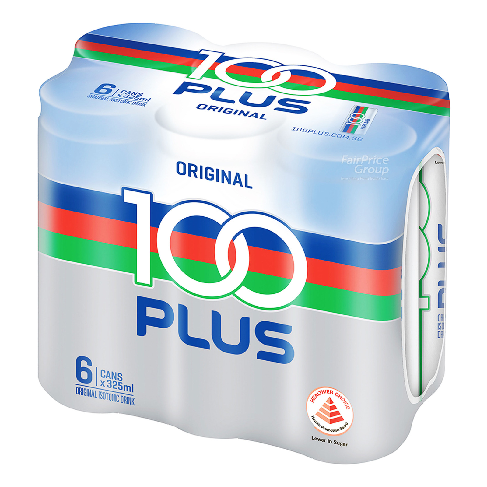 100 Plus Isotonic Can Drink - Original
