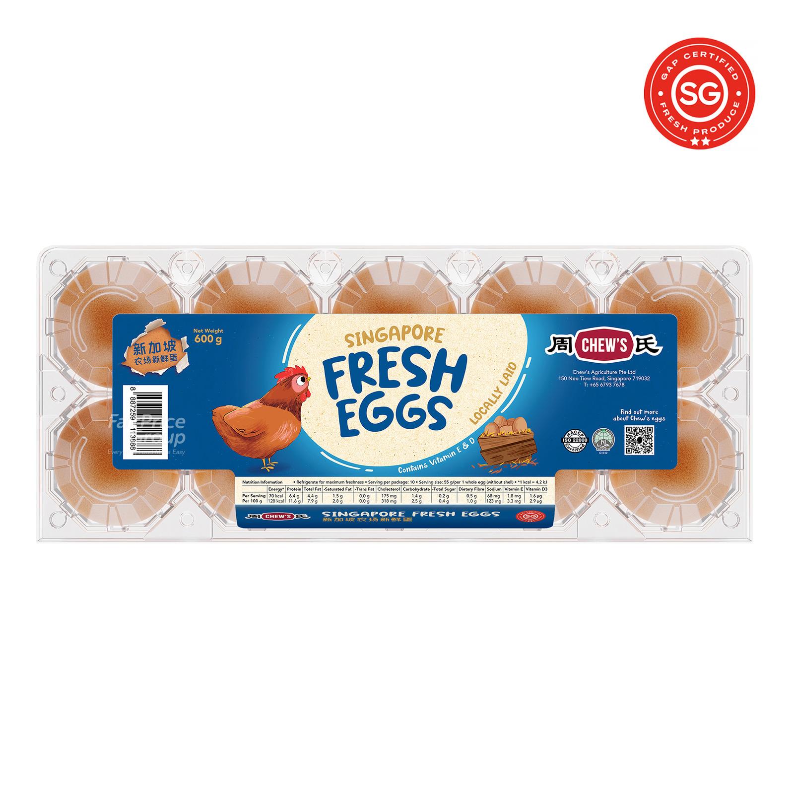 Chew's Fresh Eggs