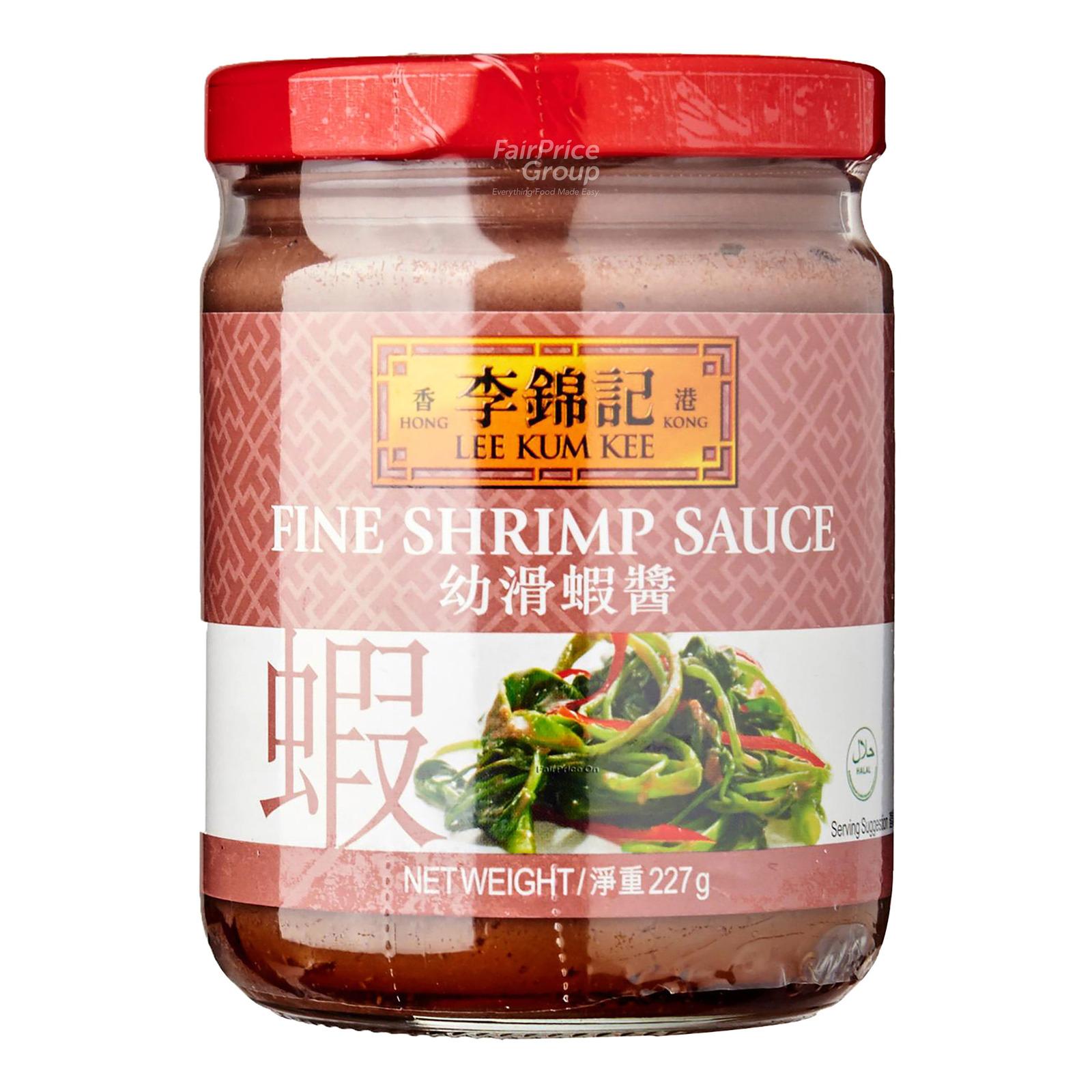Lee Kum Kee Sauce - Fine Shrimp
