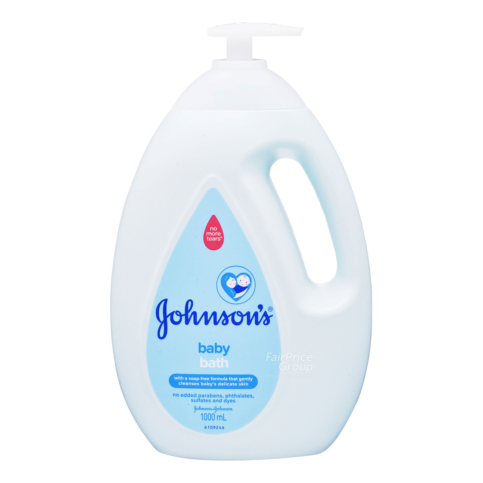 Johnson's Baby Bath Wash - Regular