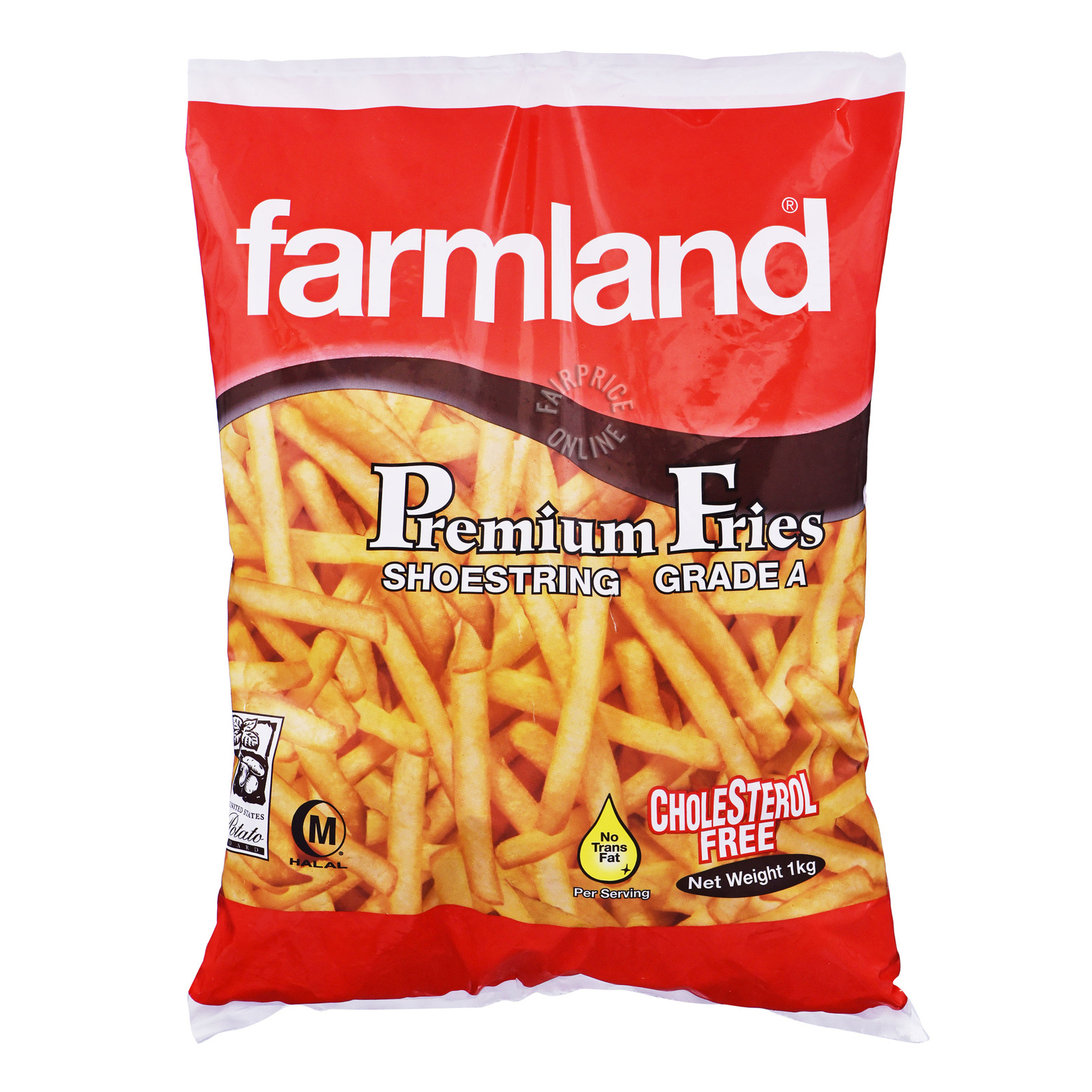 Farmland Frozen Premium Fries - Shoestring