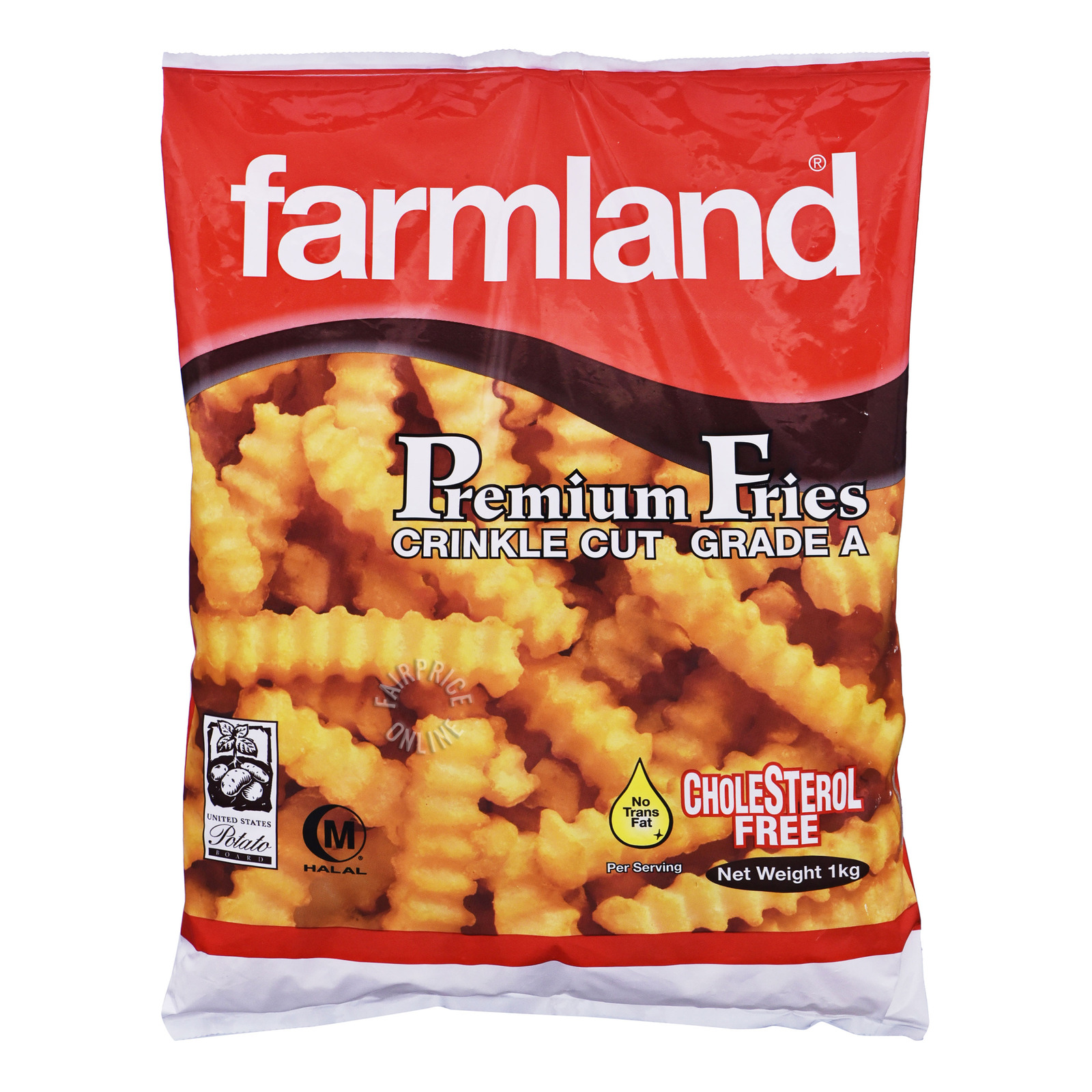 Farmland Frozen Premium Fries - Crinkle Cut