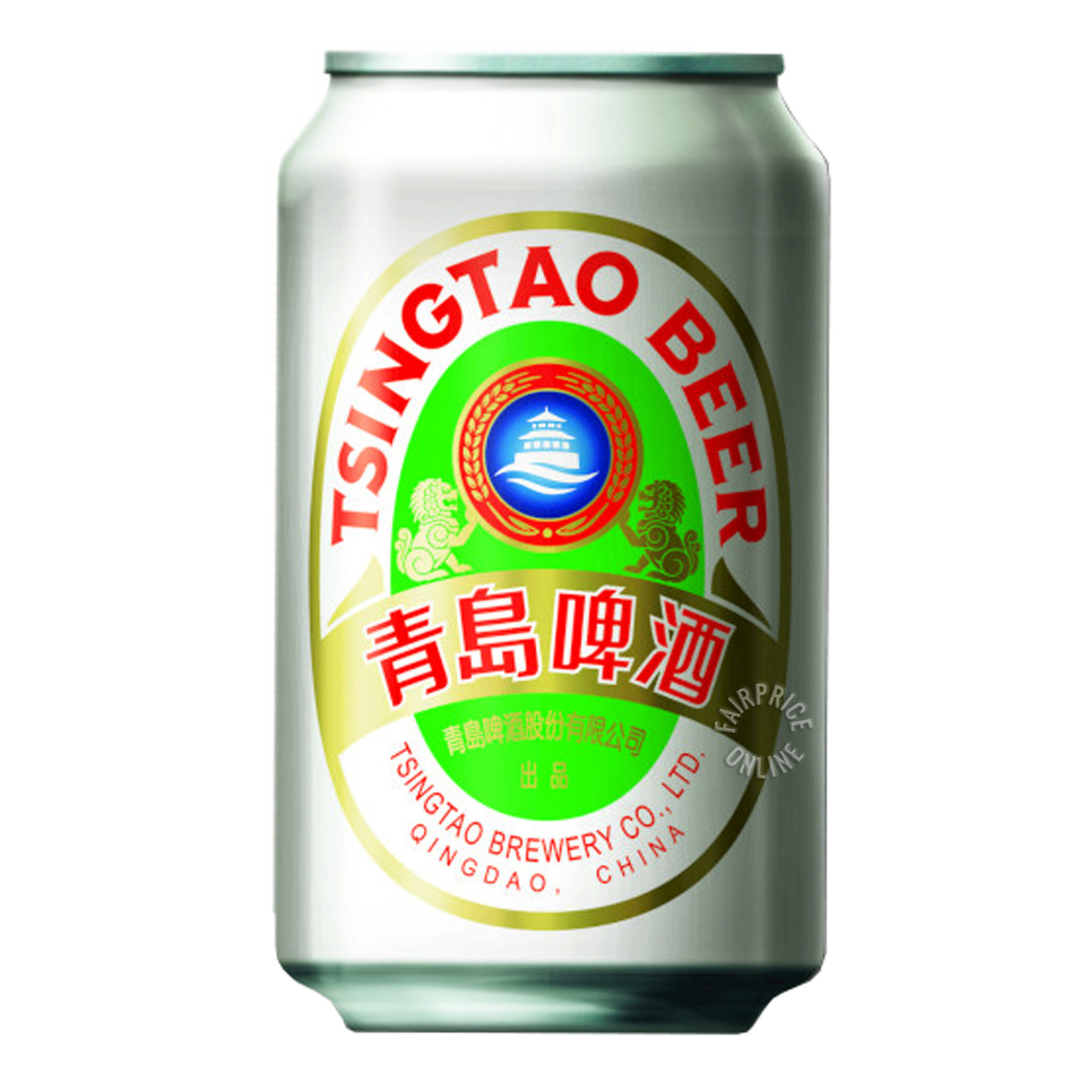 Tsingtao Beer Can ALC5% 330ML