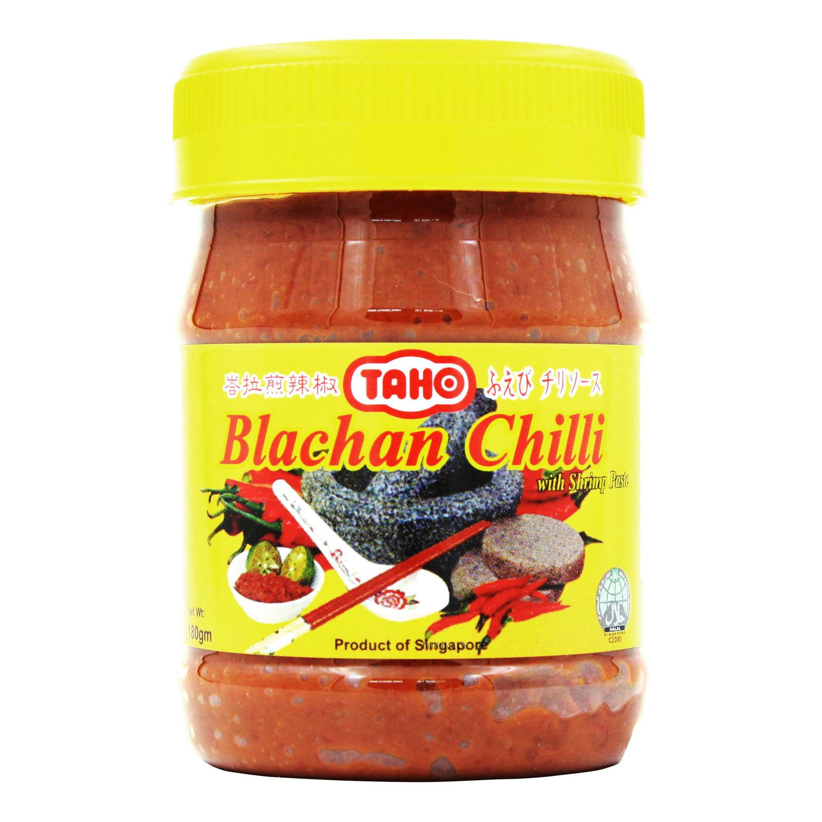 Taho Blachan Chili with Shrimp Paste