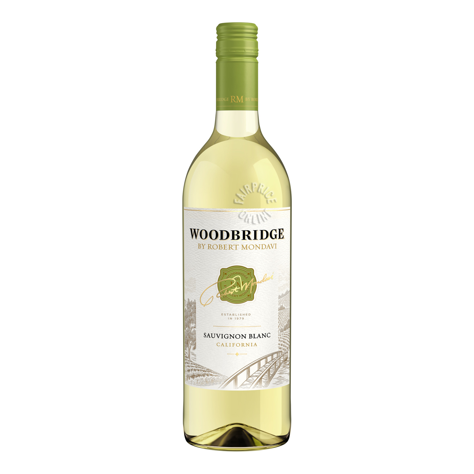 Robert Mondavi Woodbridge White Wine - Sauvignon Blanc