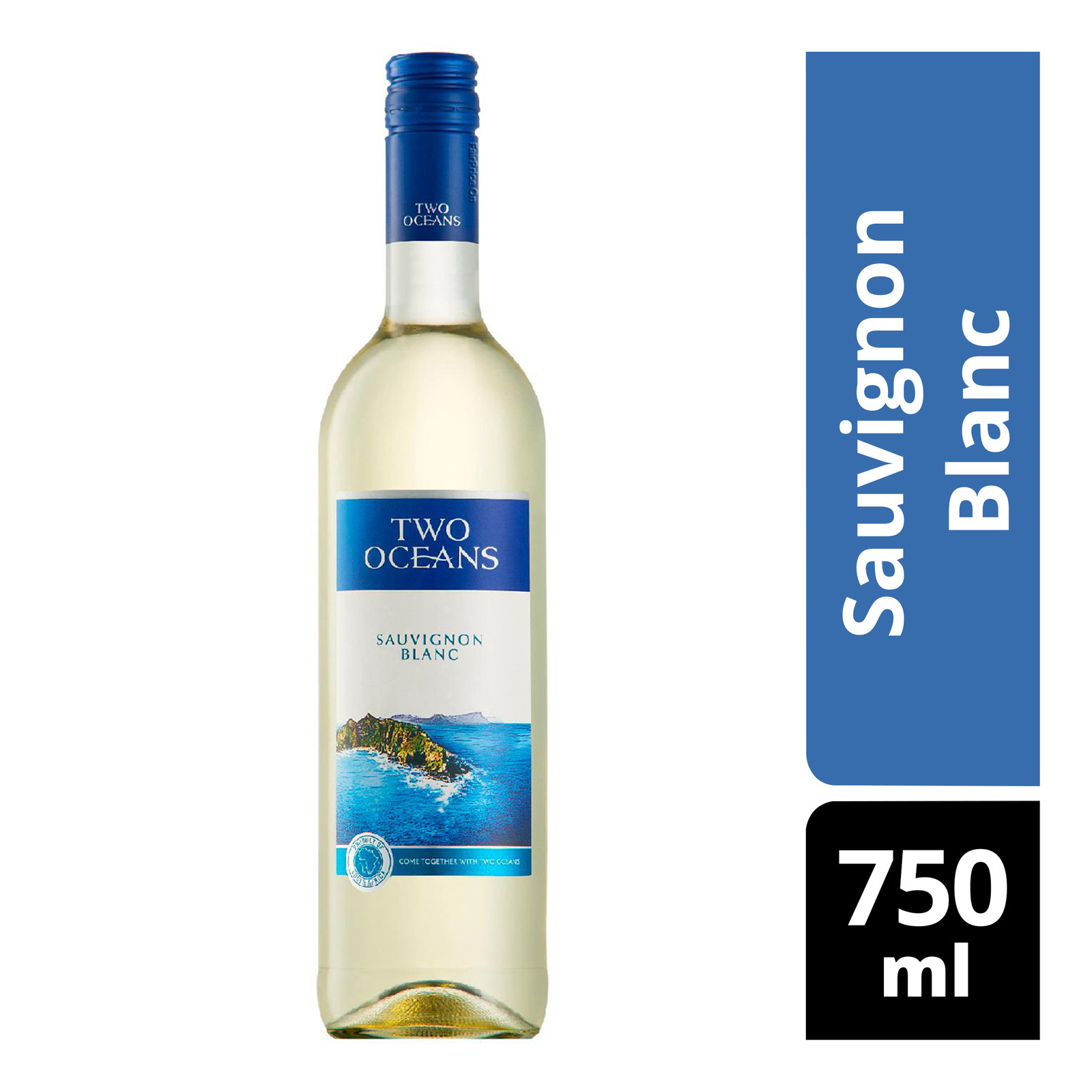 Two Ocean White Wine - Sauvignon Blanc