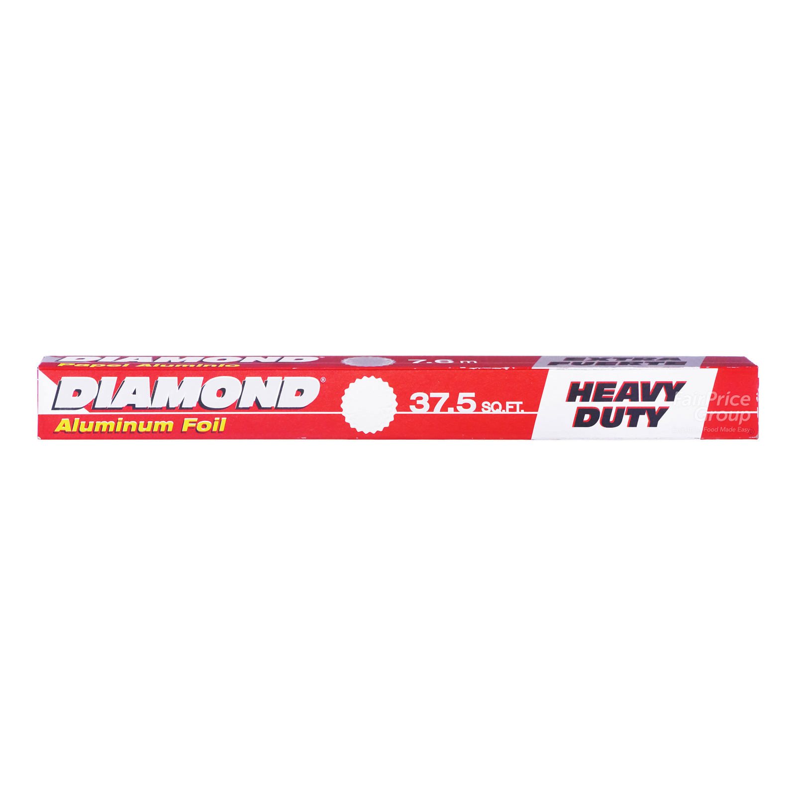 Diamond Aluminum Foil (37.5 square feet)
