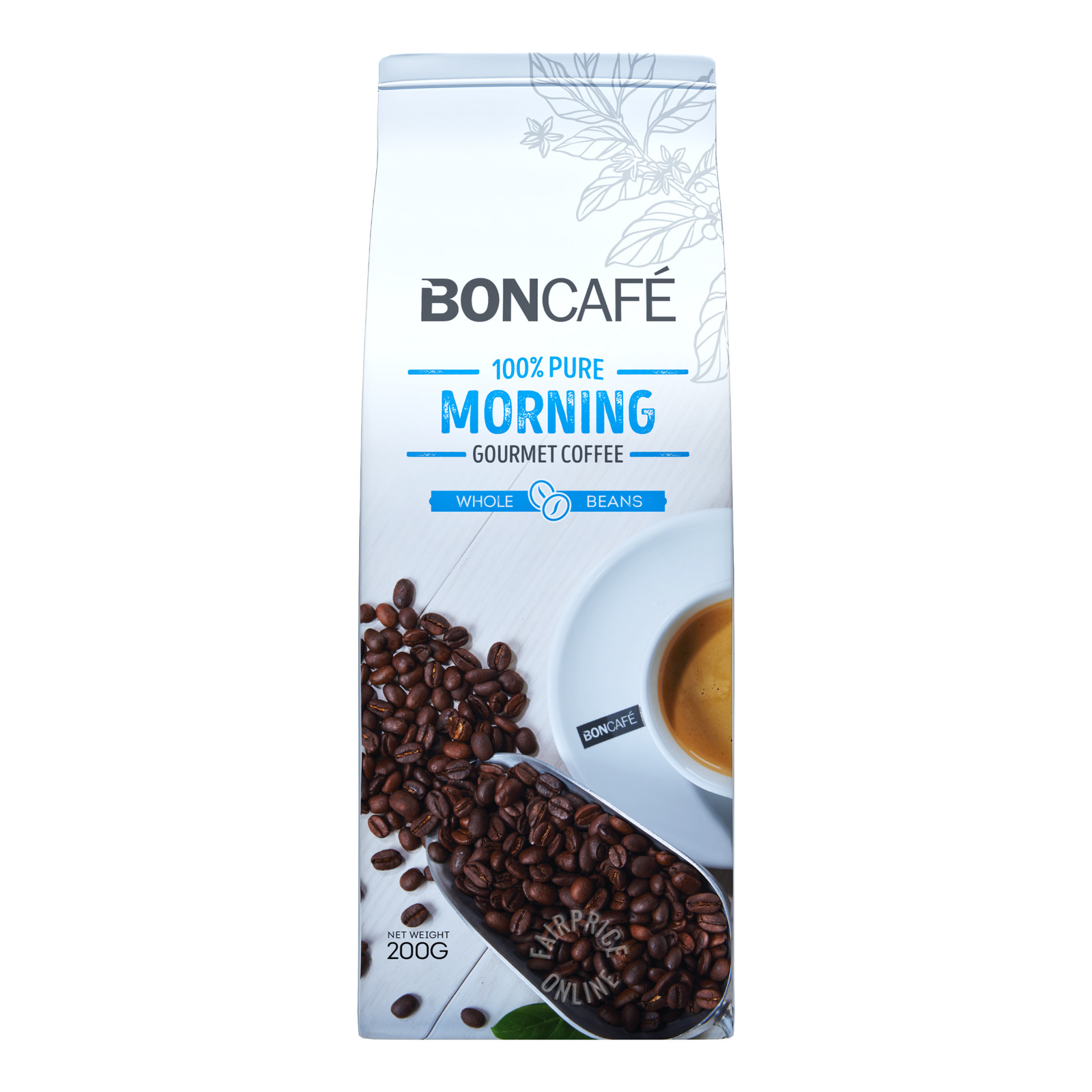 Boncafe Whole Bean Coffee - Morning
