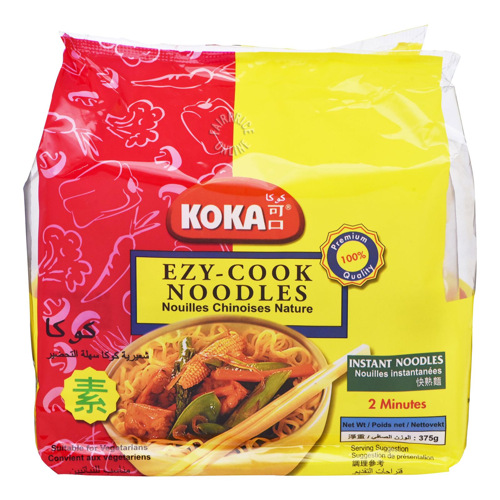 Koka Ezy Cook Plain Noodles