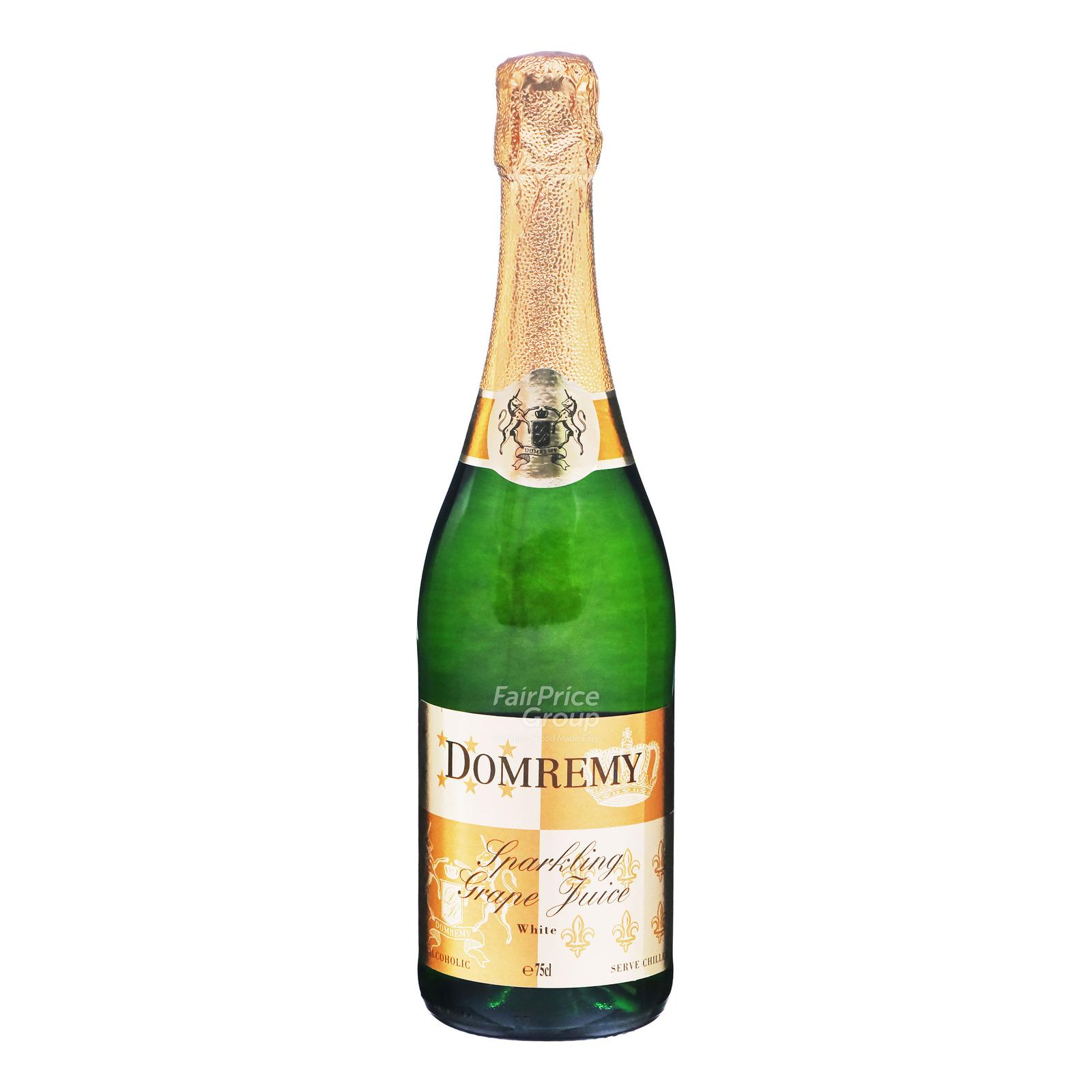 Domremy Sparkling Juice - White Grape