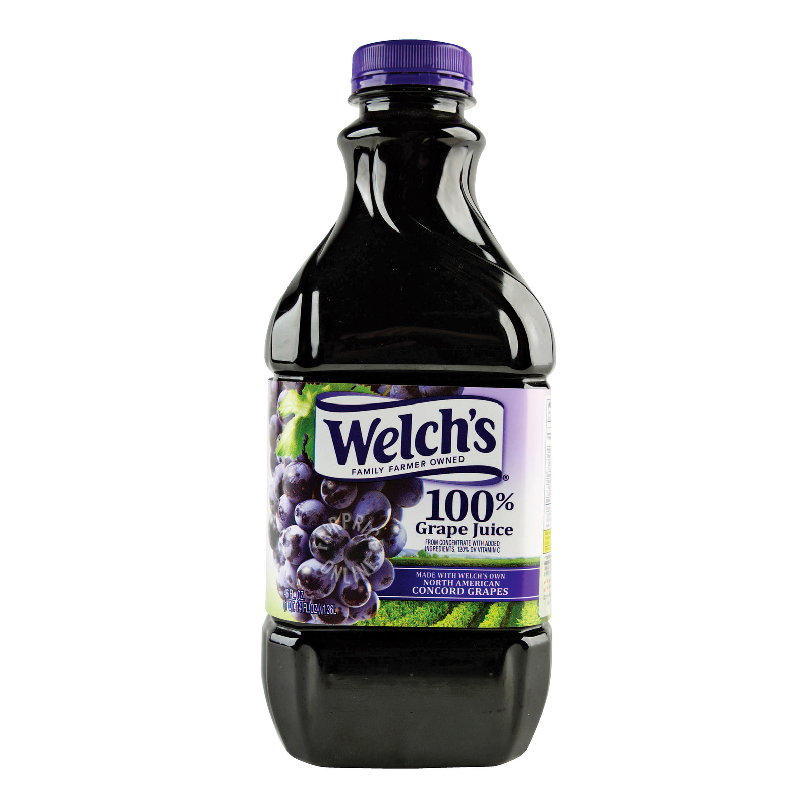 Welch's 100% Fruit Bottle Juice - Purple Grape
