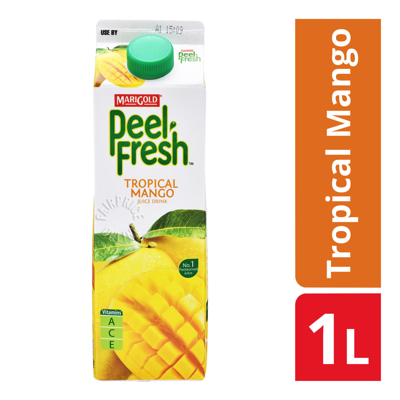 MARIGOLD Peel Fresh Juice Drink - Tropical Mango