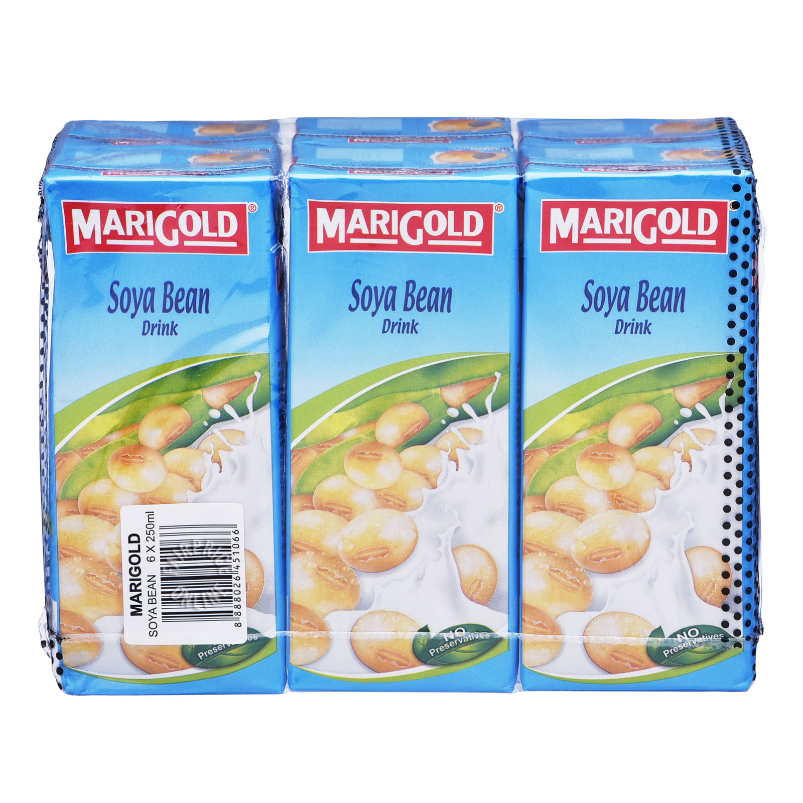 Marigold Packet Drink - Soya Bean