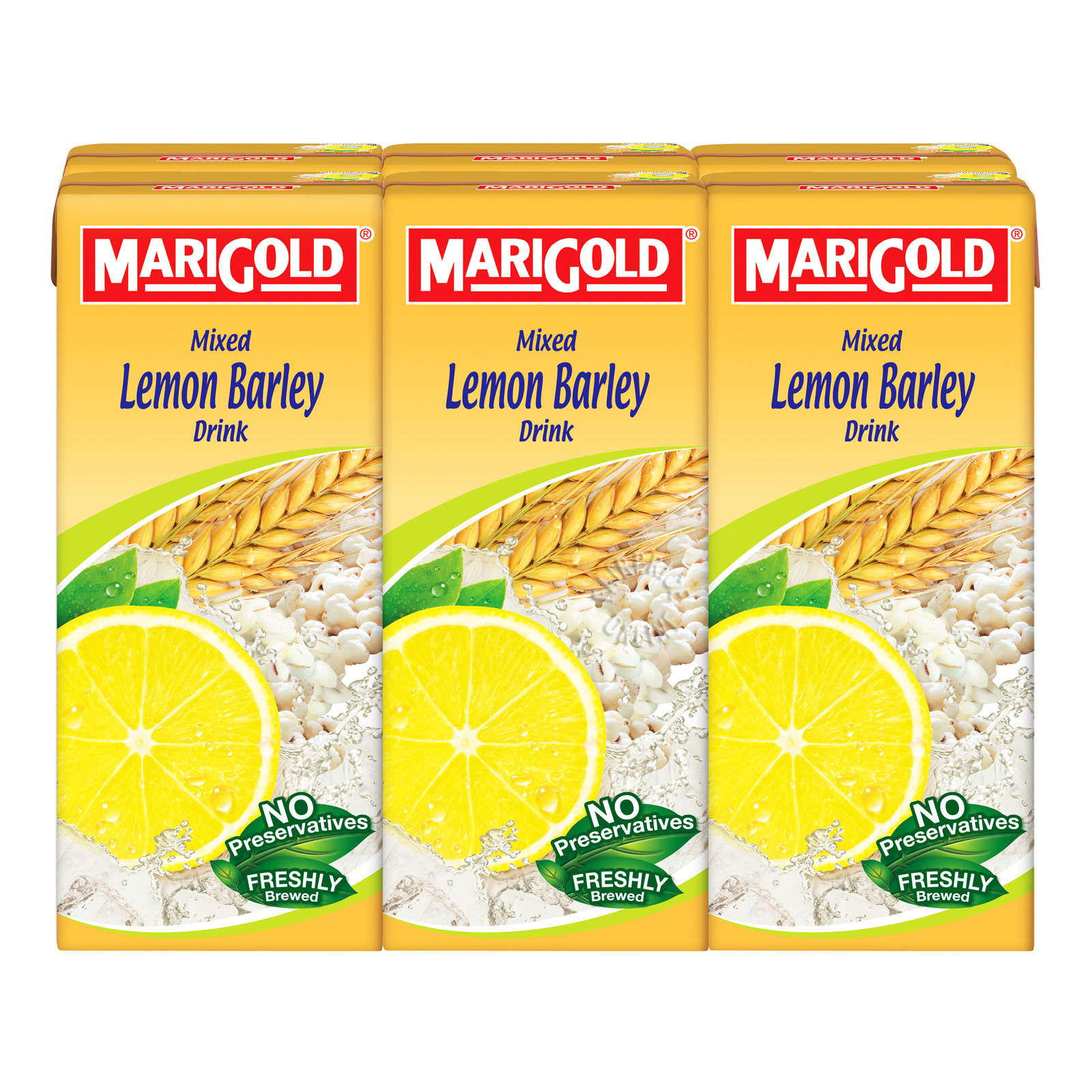 Marigold Packet Drink - Lemon Barley