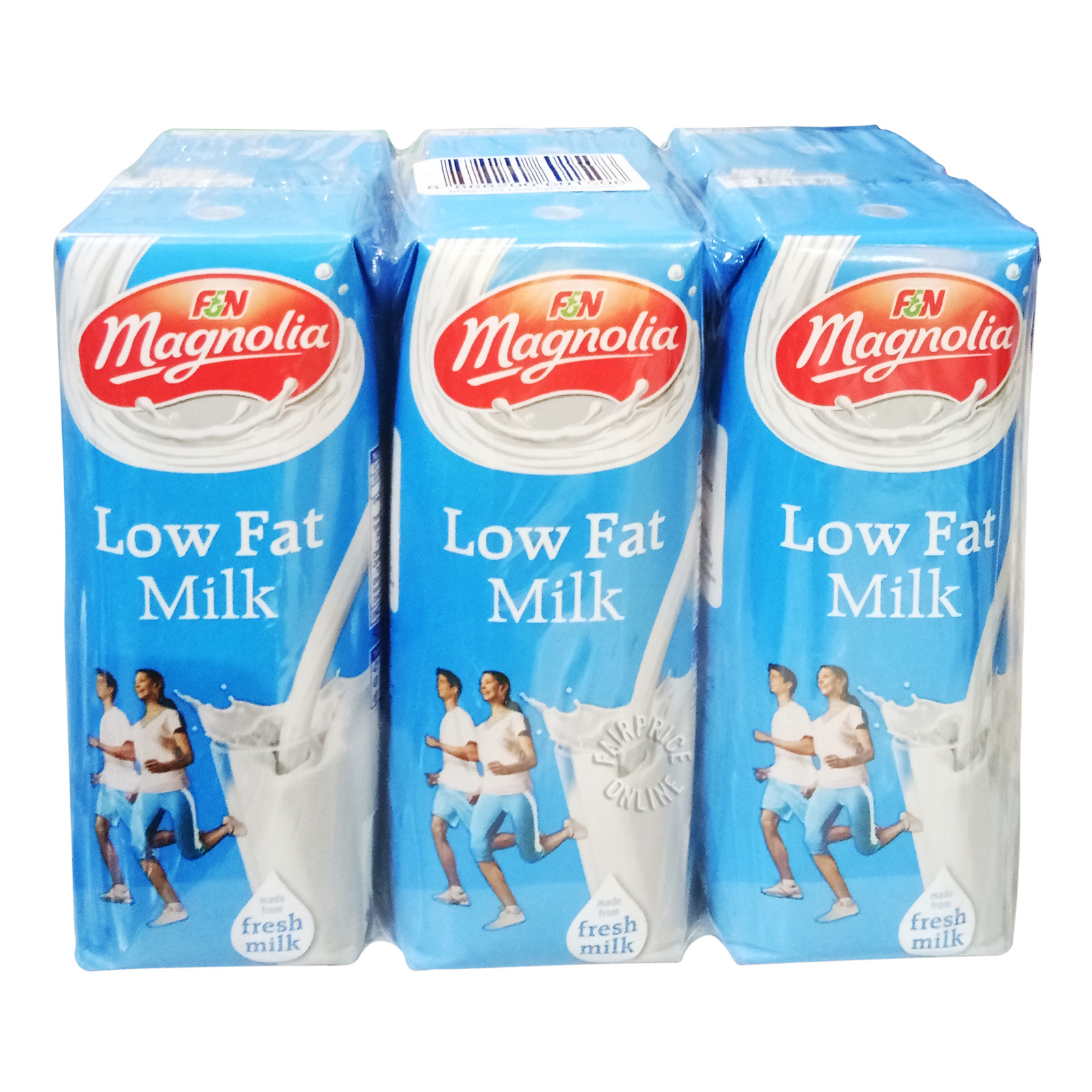 F&N Magnolia UHT Packet Milk - Calcium