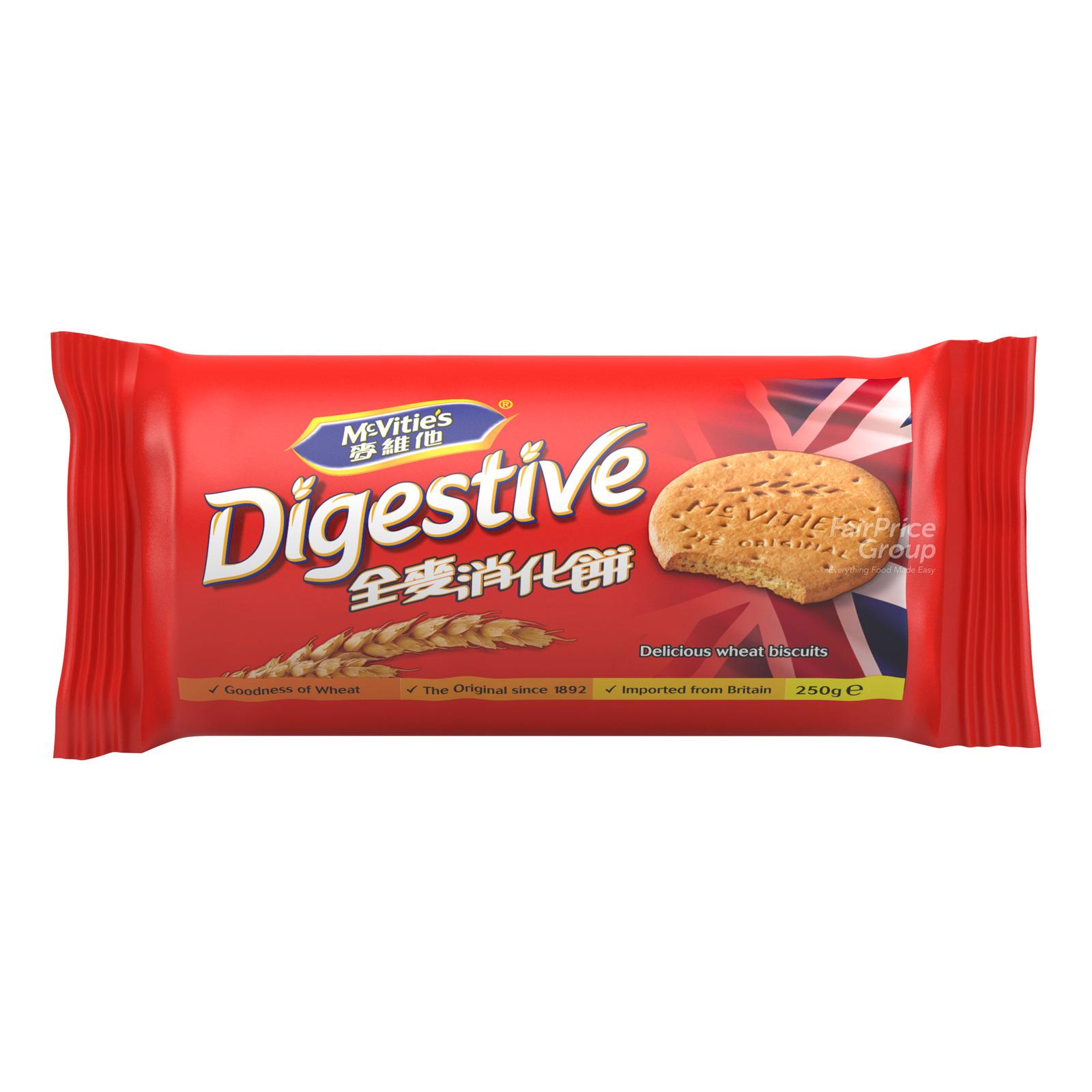 McVitie's Digestive Biscuits - Original