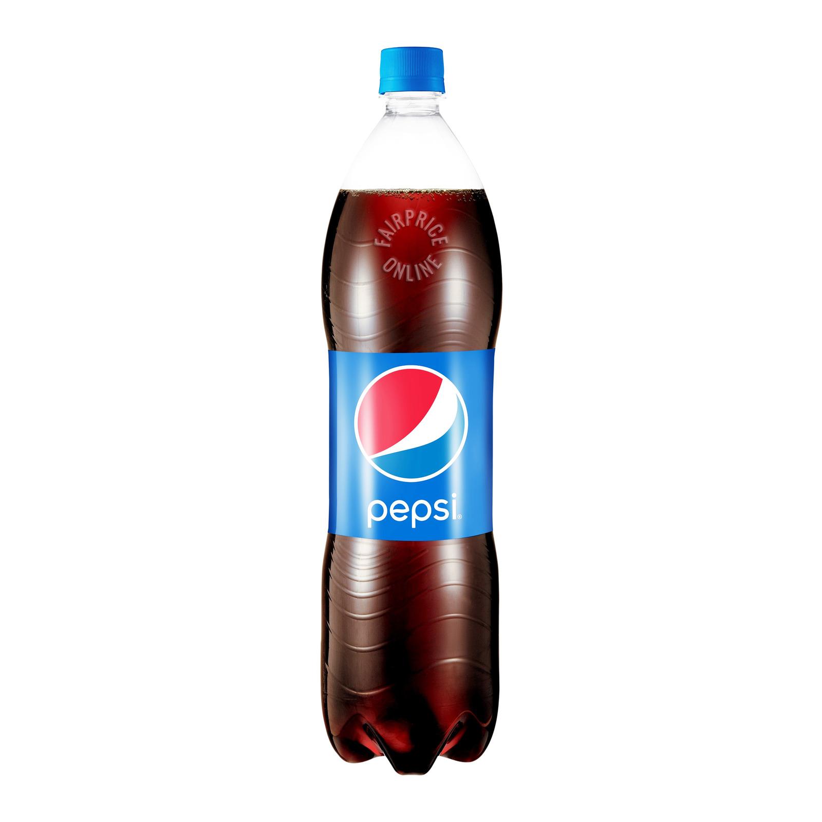 Pepsi Bottle Drink