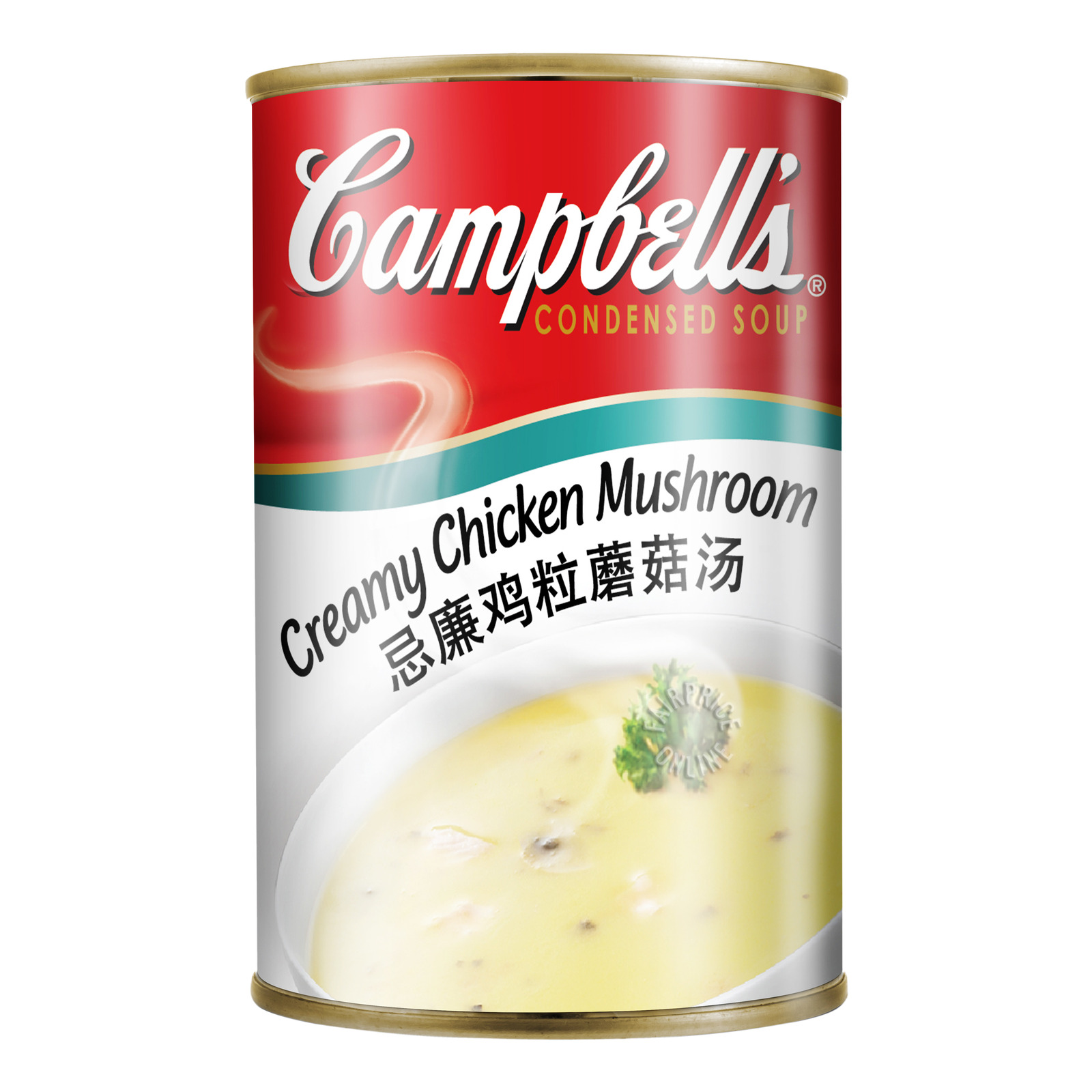 Campbell's Condensed Soup - Creamy Chicken Mushroom