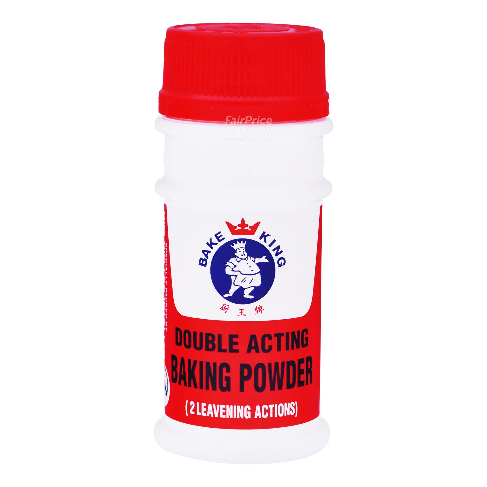 BAKE KING Double Action Baking Powder 70g