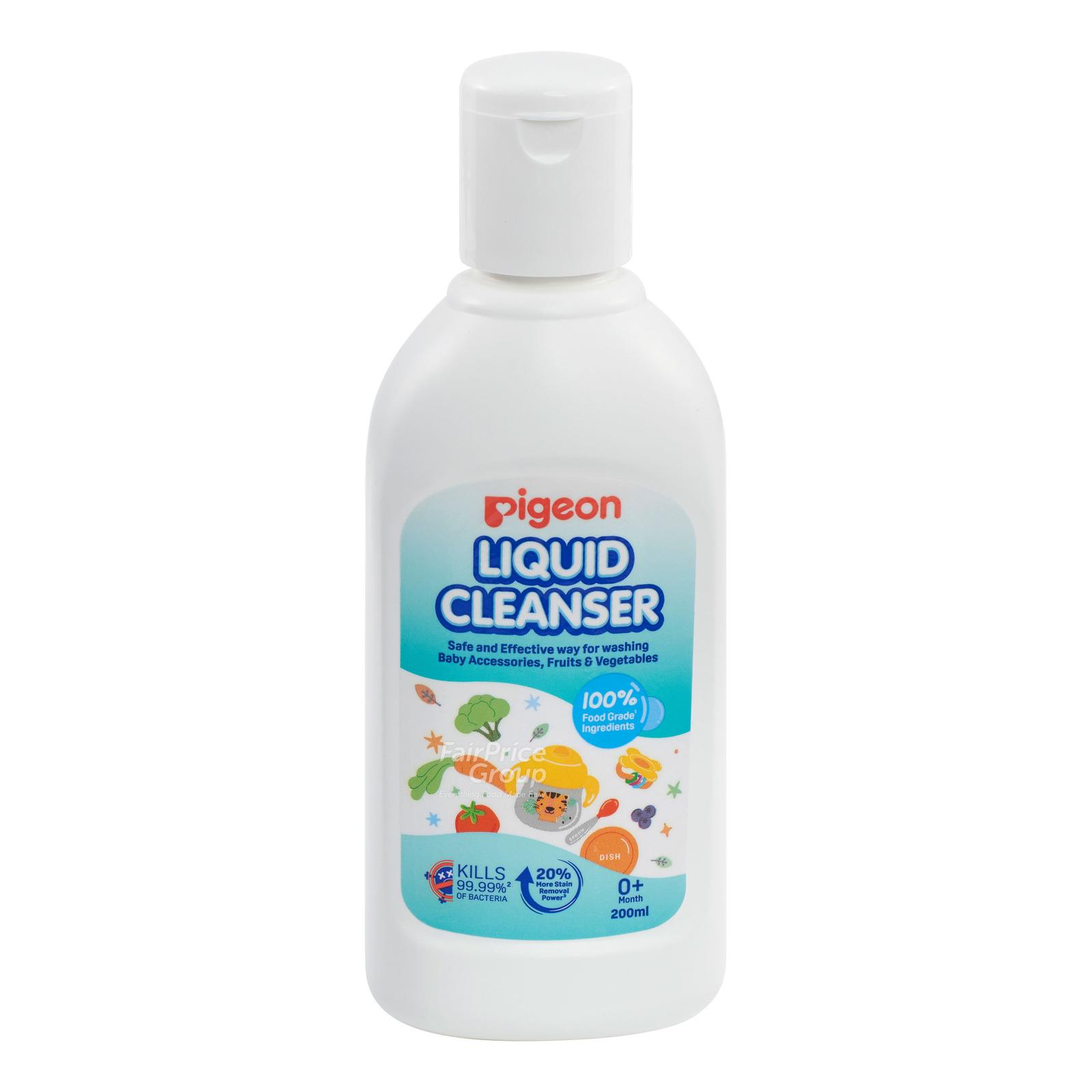 Pigeon Baby Liquid Cleanser