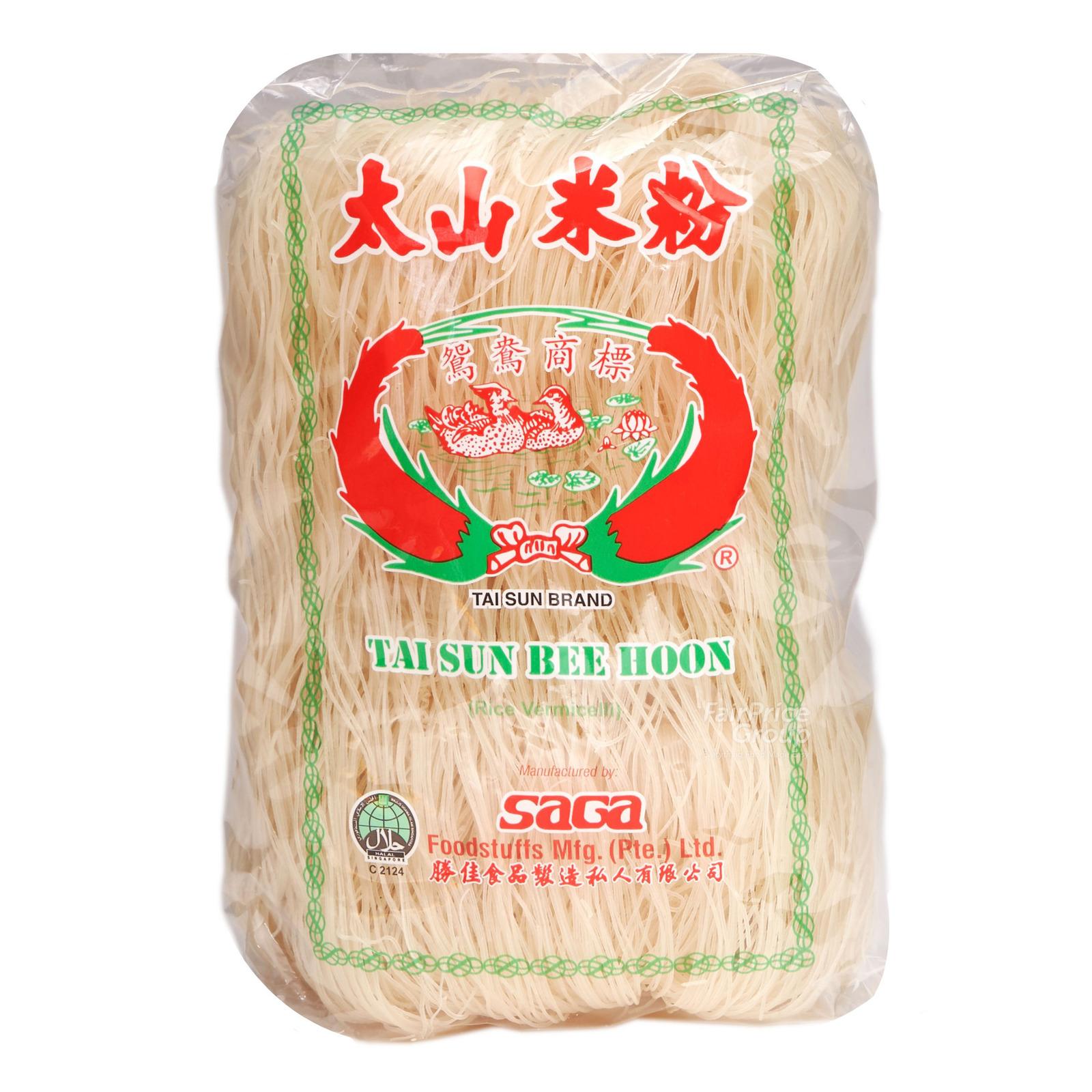 TAI SUN Rice Vermicelli 400g