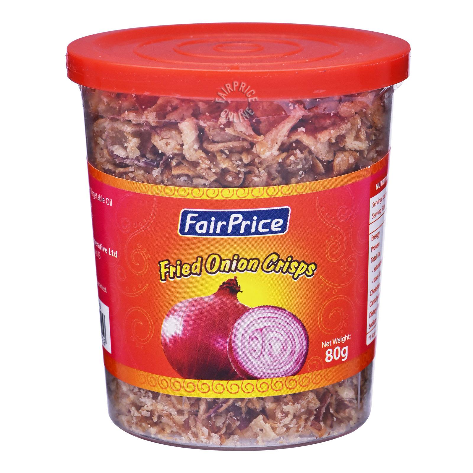 FairPrice Fried Onion Crisp