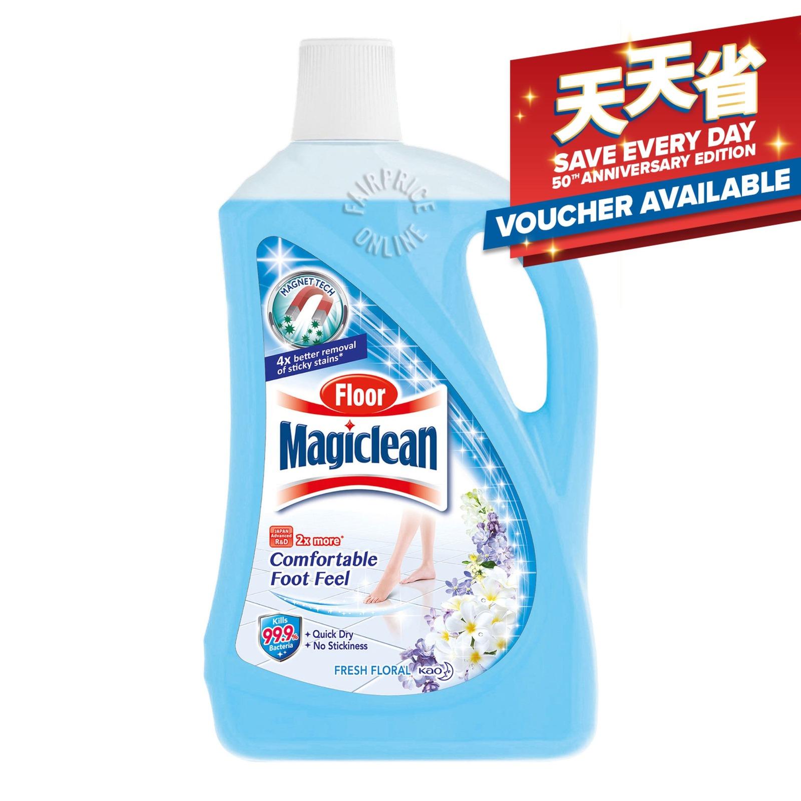 Magiclean Floor Cleaner - Fresh Floral