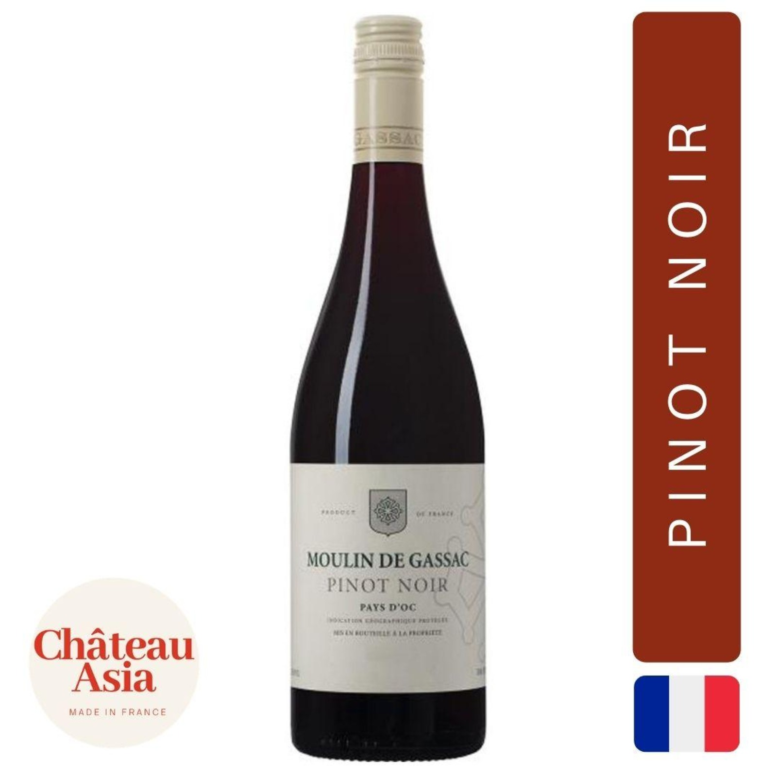 Moulin De Gassac - Pinot Noir - Red Wine