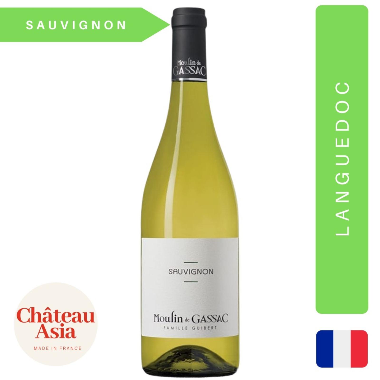 Moulin De Gassac - Sauvignon Blanc -White Wine