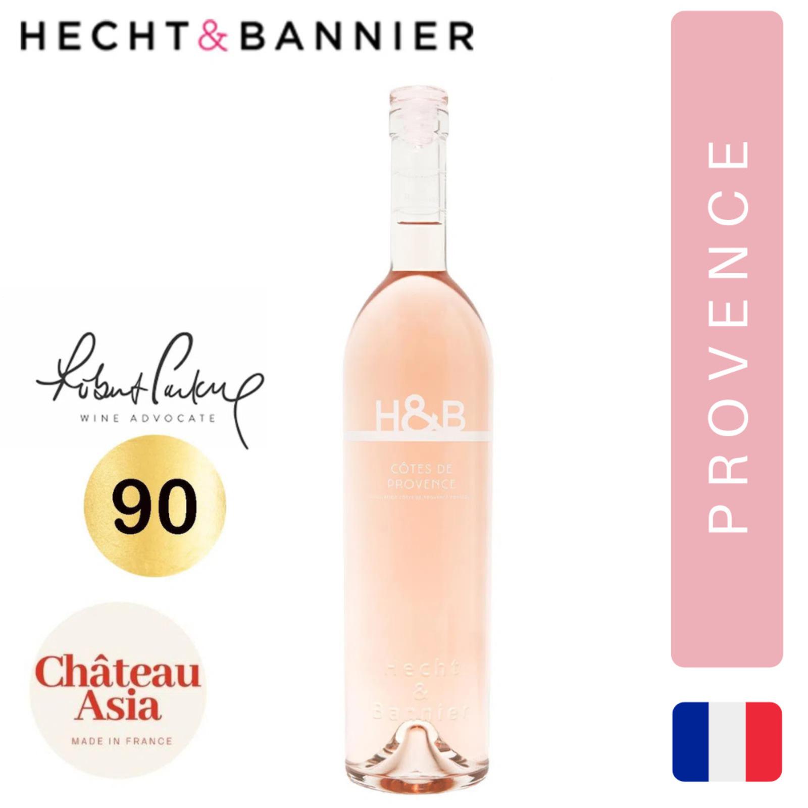 Hecht & Bannier Cotes De Provence Rose