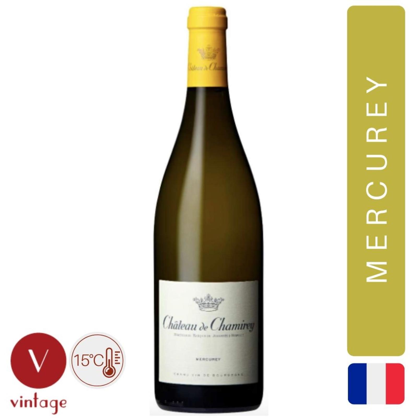 Domaine de Chamirey- Bourgogne - Mercurey - White Wine