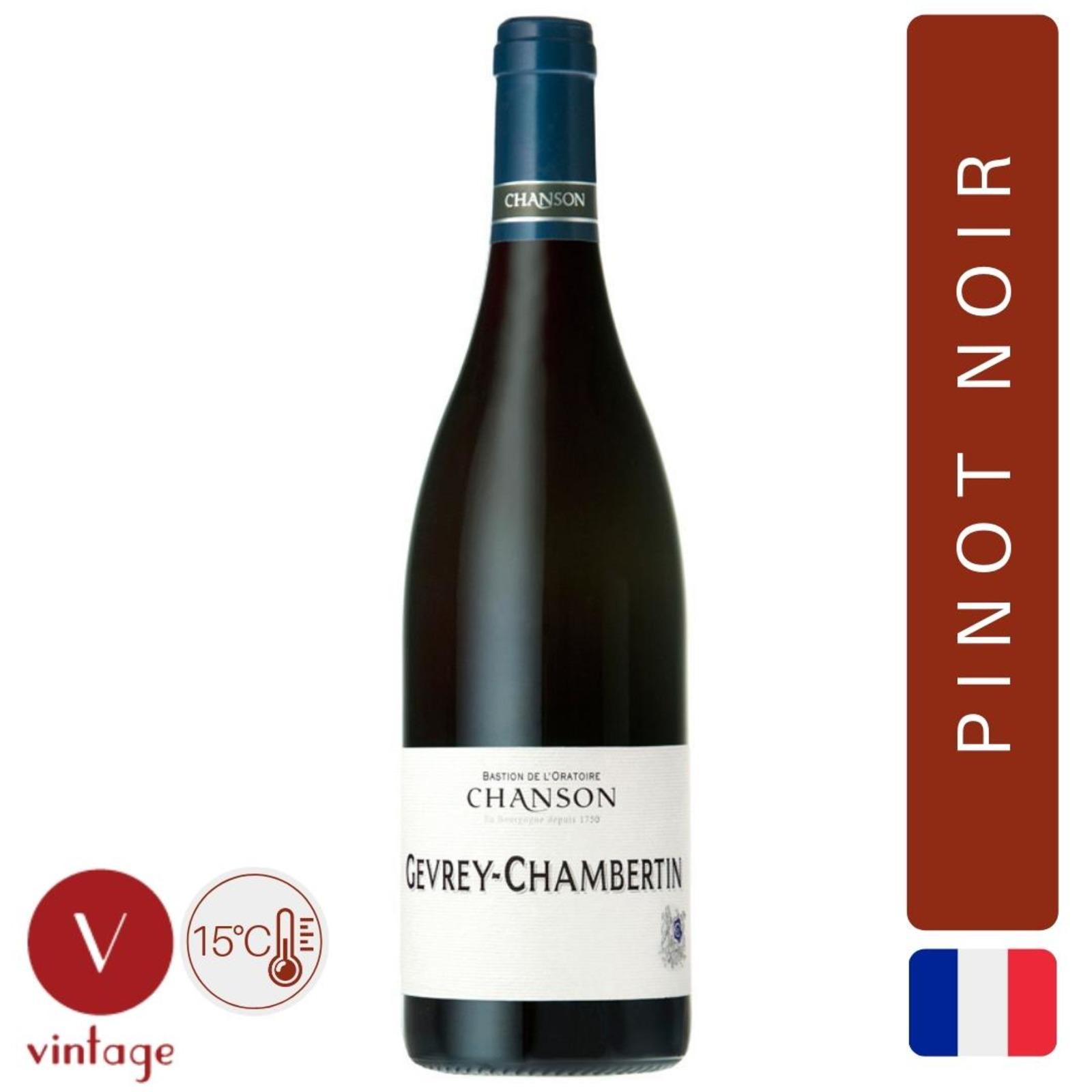 Domaine Chanson - Gevrey Chambertin - Red Wine