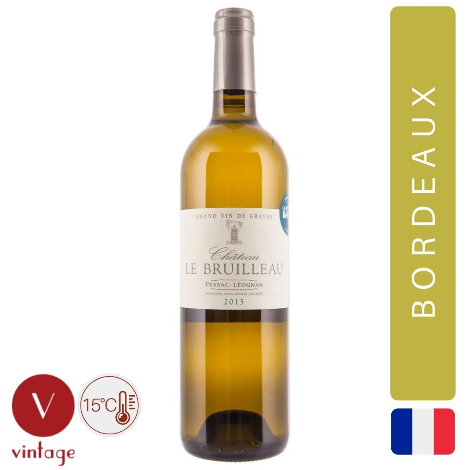Chateau Le Bruilleau - Pessac Leognan - White Wine