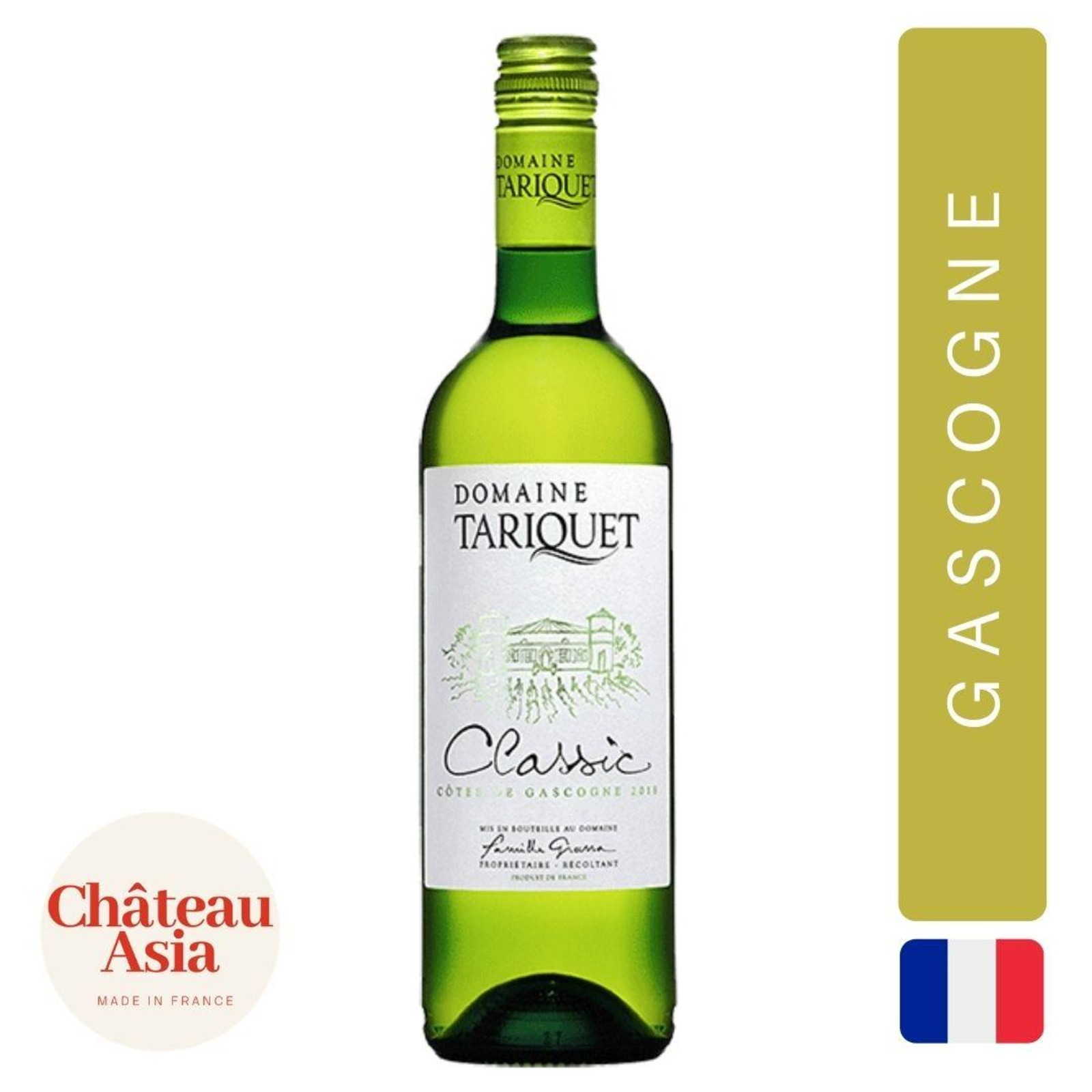 Domaine Du Tariquet Classic - By The Vintage Wine Club