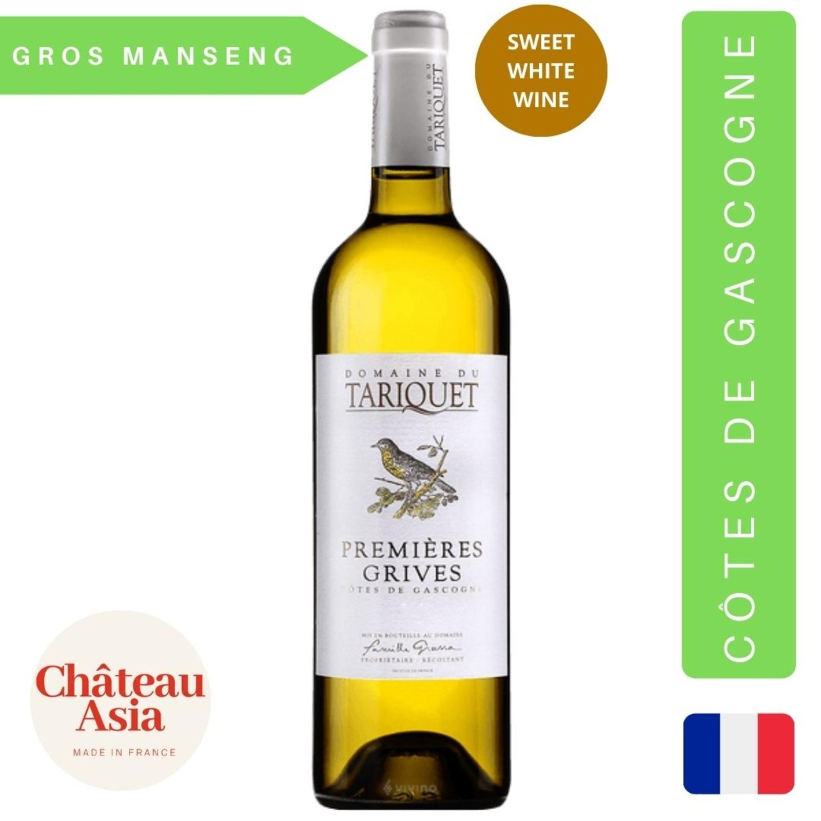 Domaine du Tariquet - Premieres Grives - White Wine
