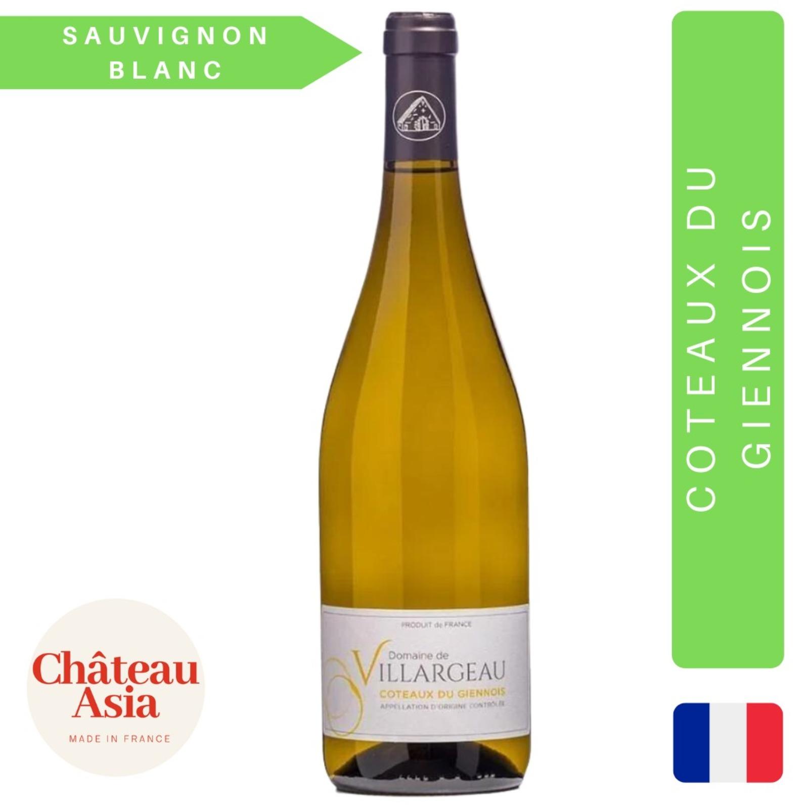 Domaine de Villargeau - Sauvignon Blanc - White Wine