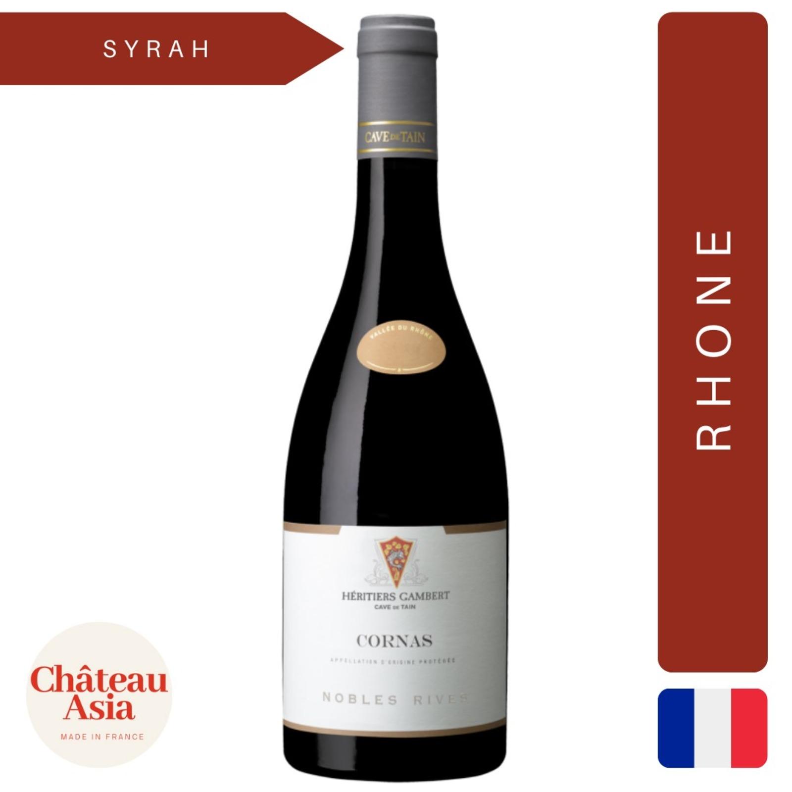 Cave de Tain - Cornas - Syrah - Red Wine