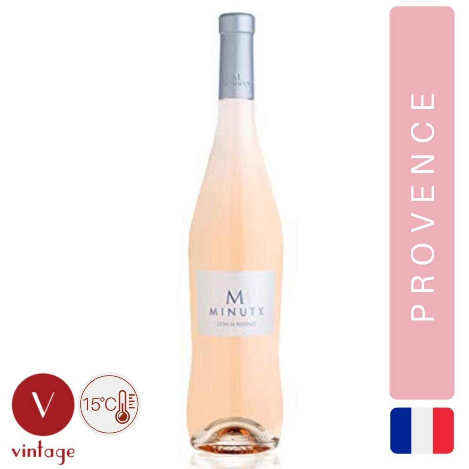 World's Cellar Diamants de Provence Rose de Provence - Case
