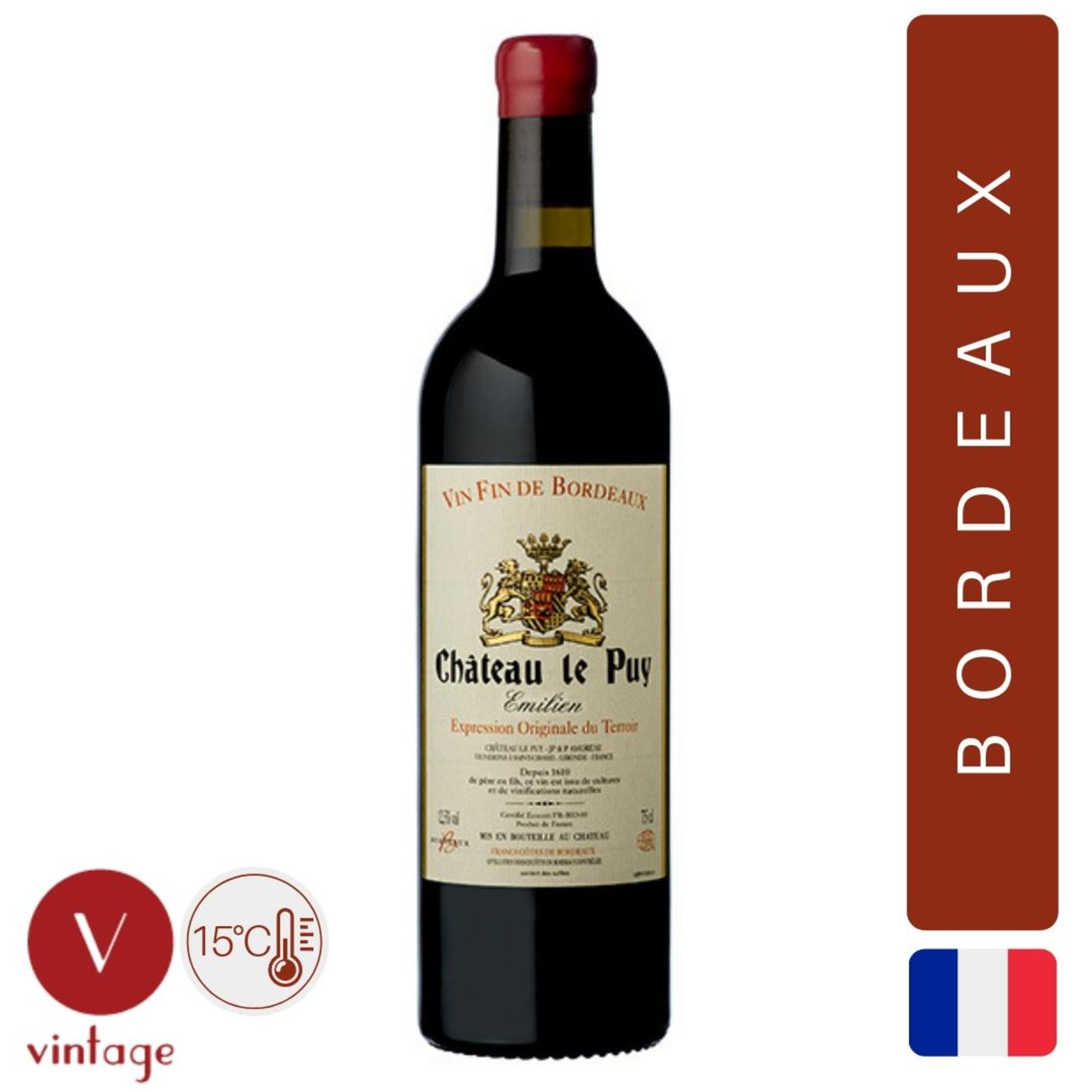 Chateau Le Puy - Emilien - Bordeaux - Red Wine