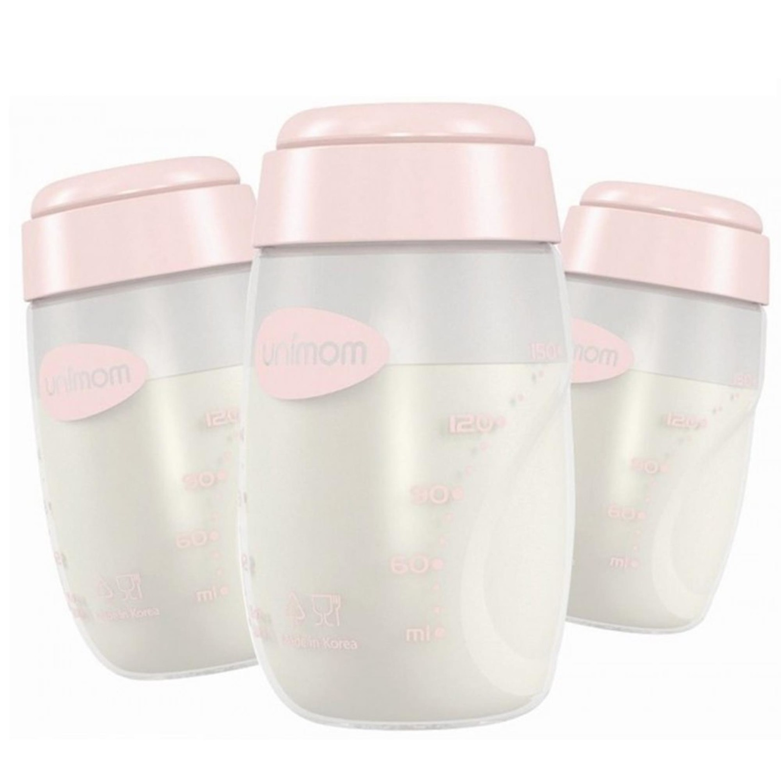 Unimom Breastmilk Storage Bottle