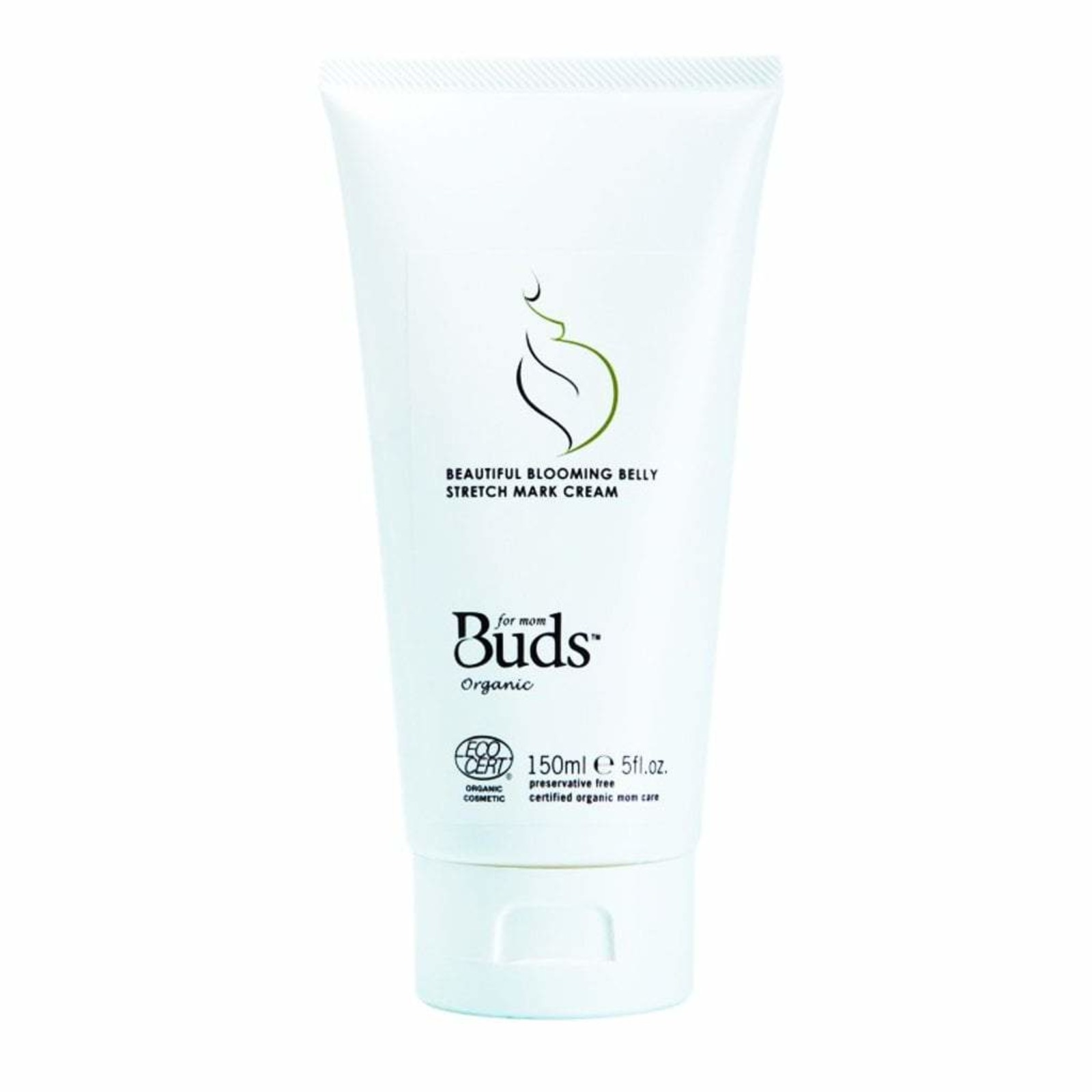 Buds Organics BCO Blooming Belly Stretch Mark Cream