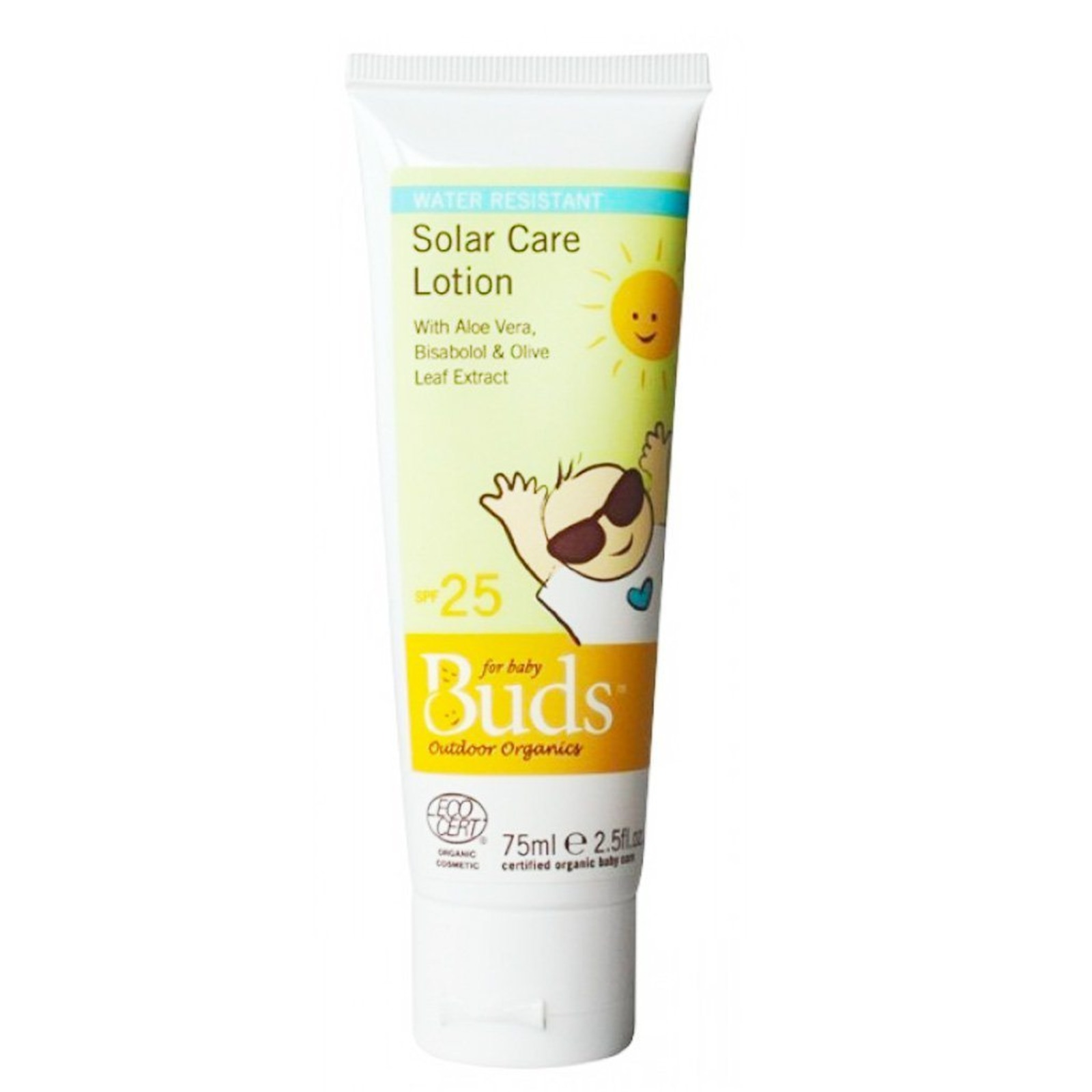 Buds Organics BEO Solar Care Lotion