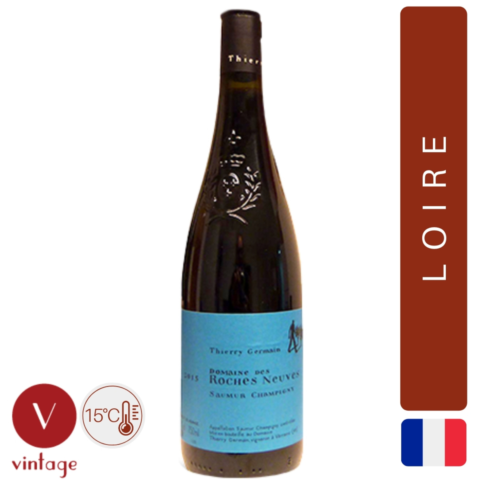 Domaine Des Roches Neuves - Les Roches - Red Wine