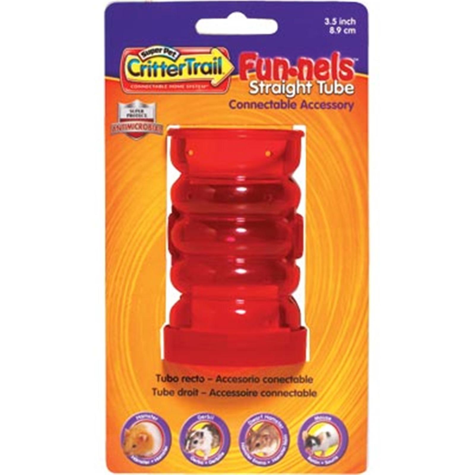 Super Pet Crittertrail Fun-Nels Stratube 3.5